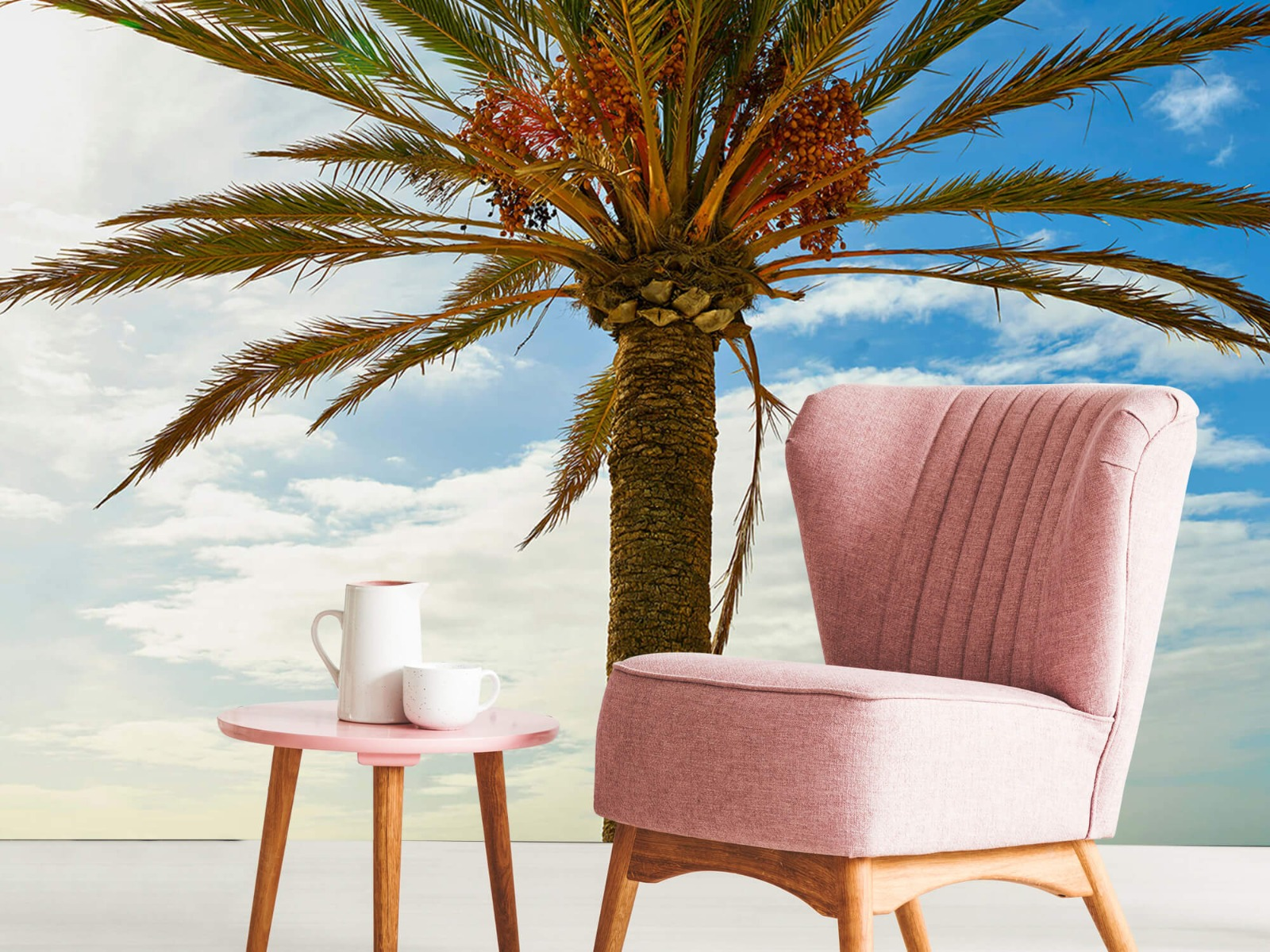 Palmbomen - Mooie palmboom - Keuken 8