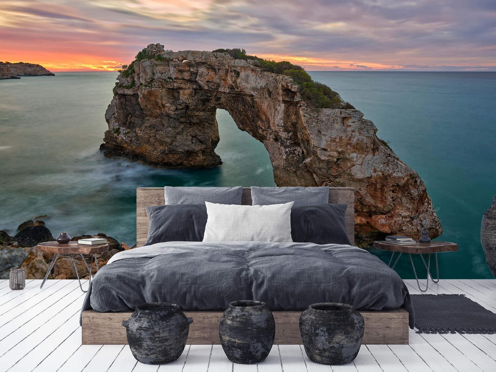 Zeeën en Oceanen - Rots in zee - Slaapkamer 5
