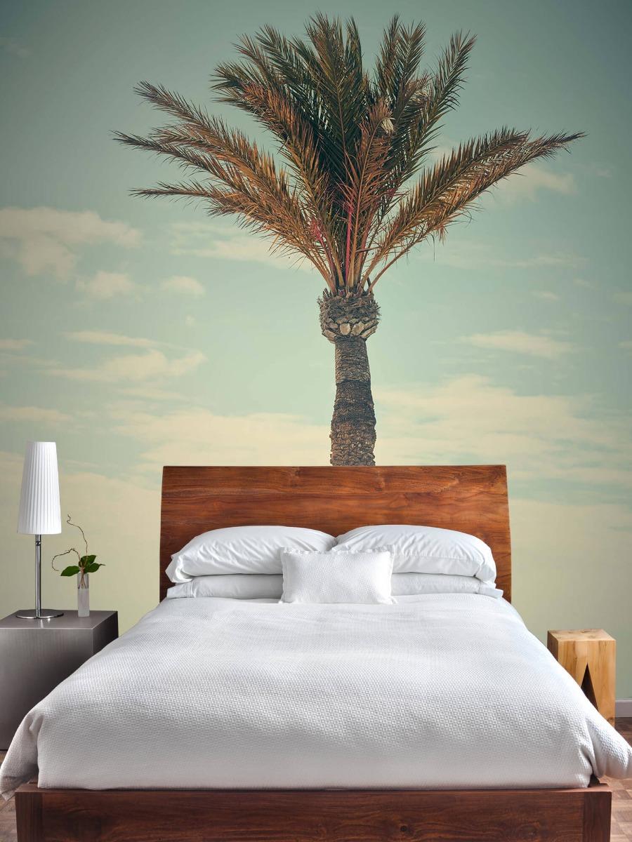 Palmbomen - Vintage palmboom - Slaapkamer 4