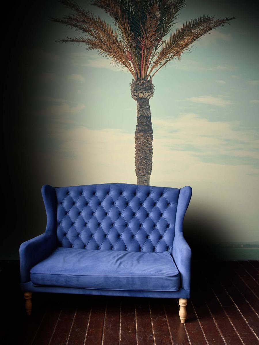 Palmbomen - Vintage palmboom - Slaapkamer 5
