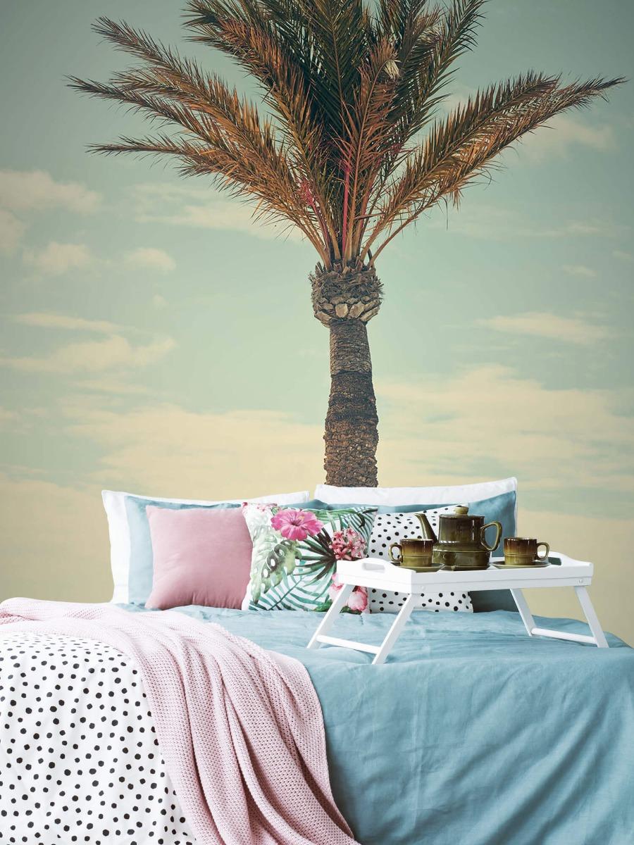 Palmbomen - Vintage palmboom - Slaapkamer 7