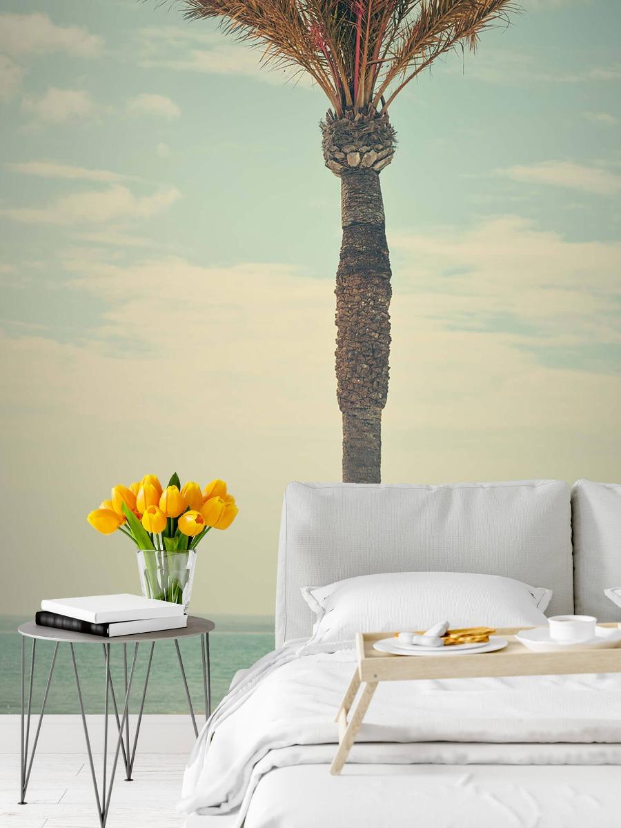Palmbomen - Vintage palmboom - Slaapkamer 9