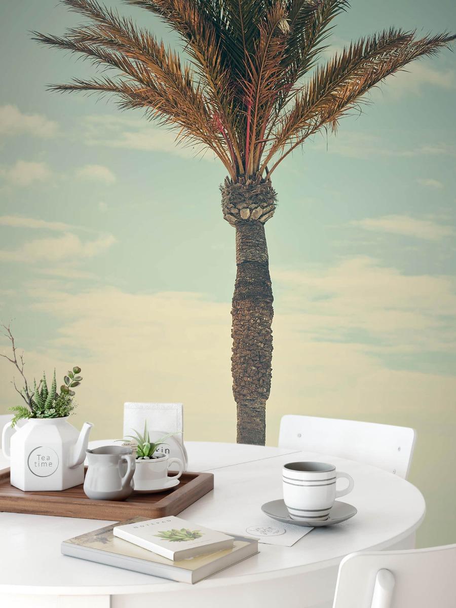 Palmbomen - Vintage palmboom - Slaapkamer 10
