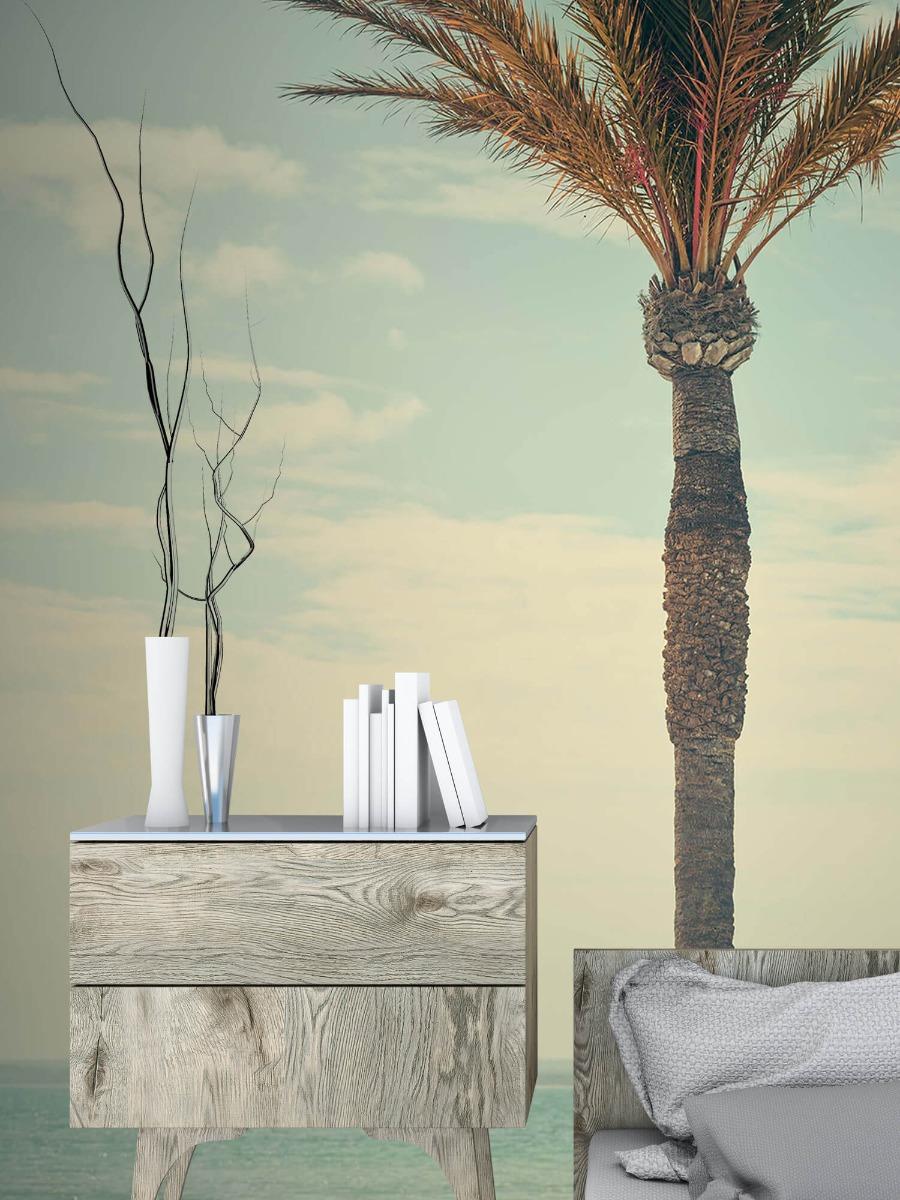 Palmbomen - Vintage palmboom - Slaapkamer 11
