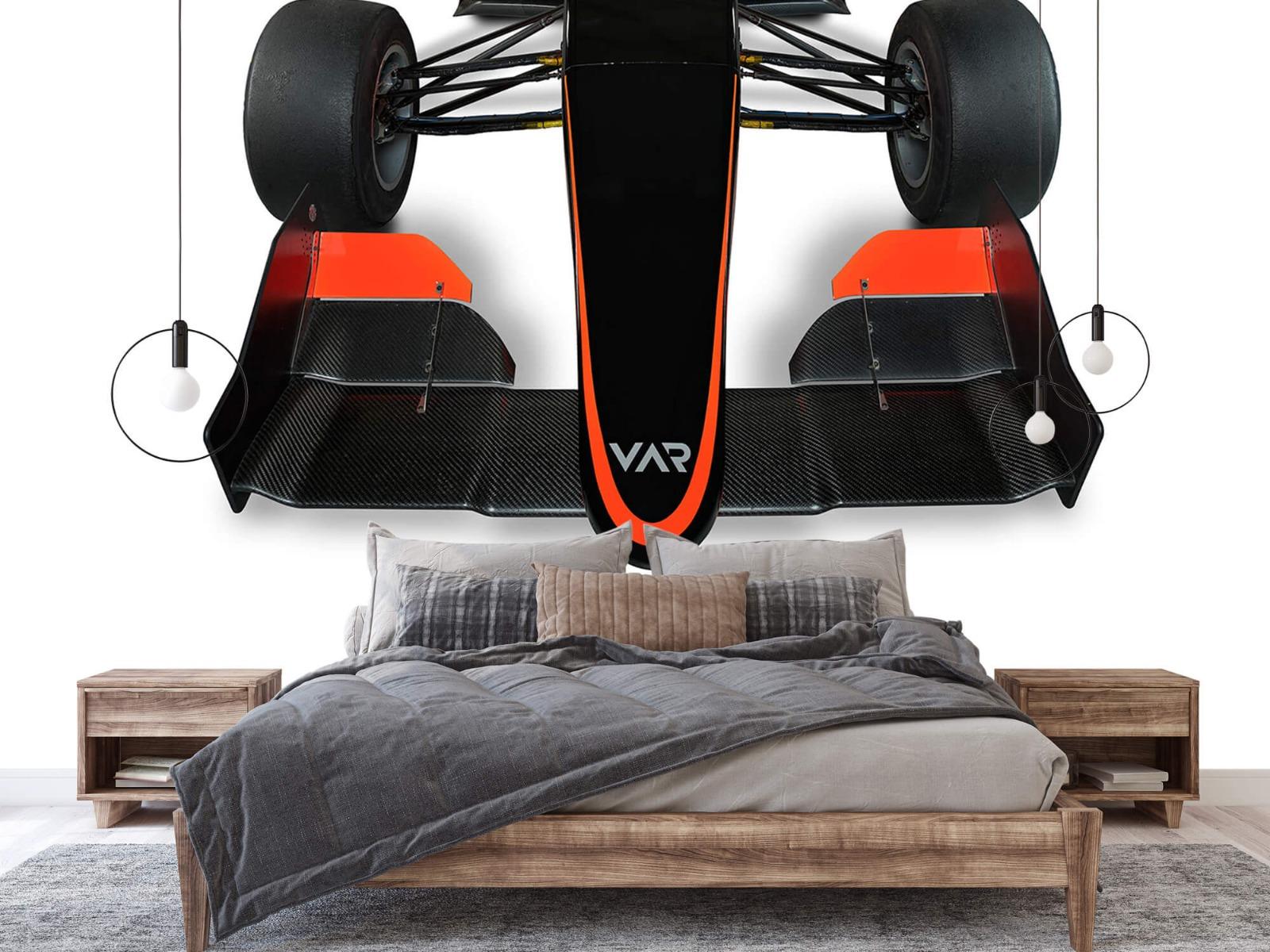 Sportauto's - Formule 3 - Front view - Computerruimte 2