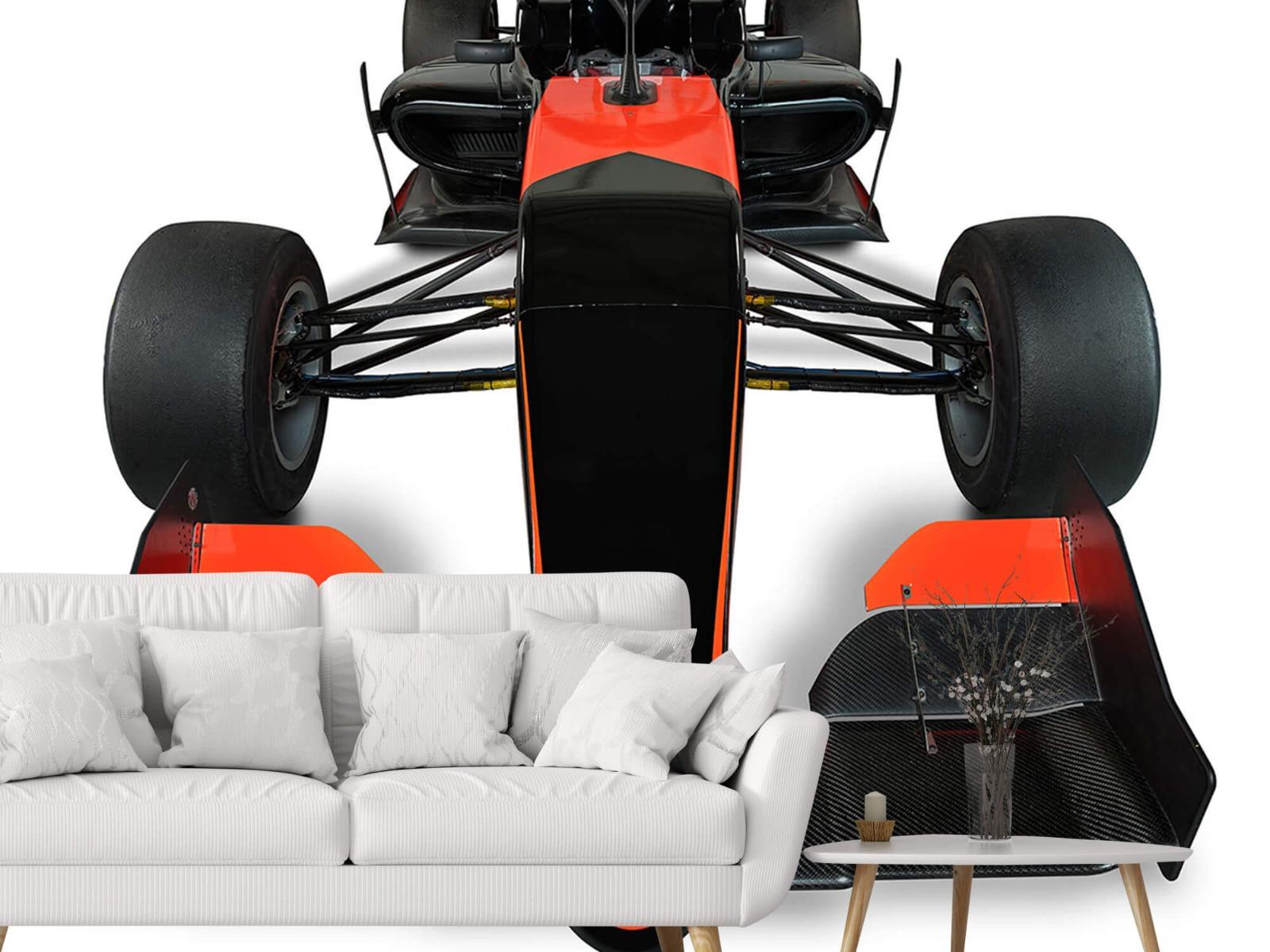 Sportauto's - Formule 3 - Front view - Computerruimte 3