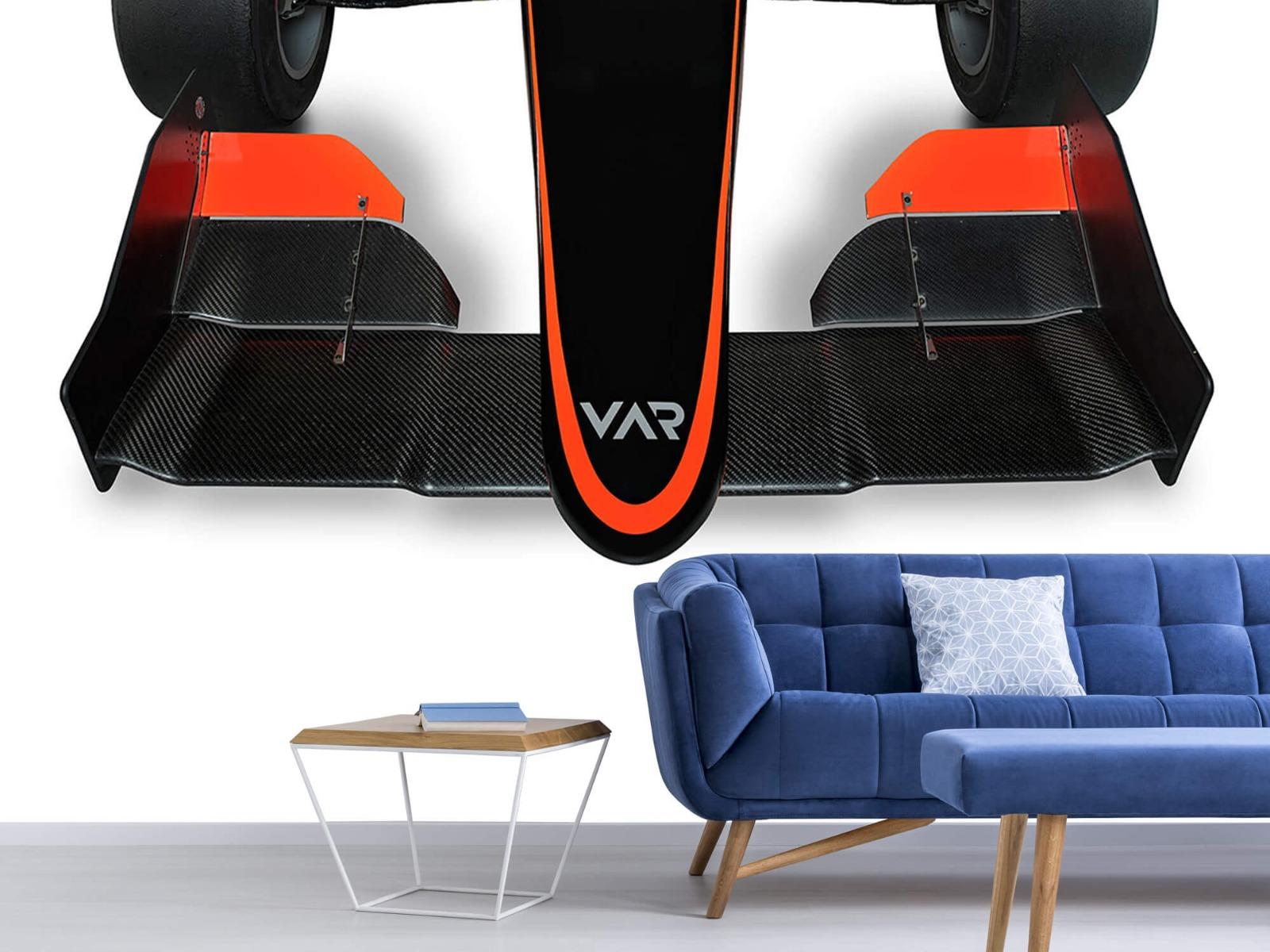 Sportauto's - Formule 3 - Front view - Computerruimte 5