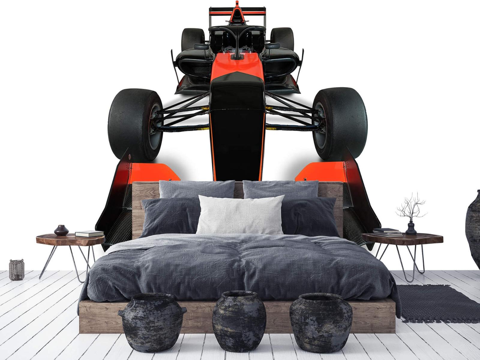 Sportauto's - Formule 3 - Front view - Computerruimte 6