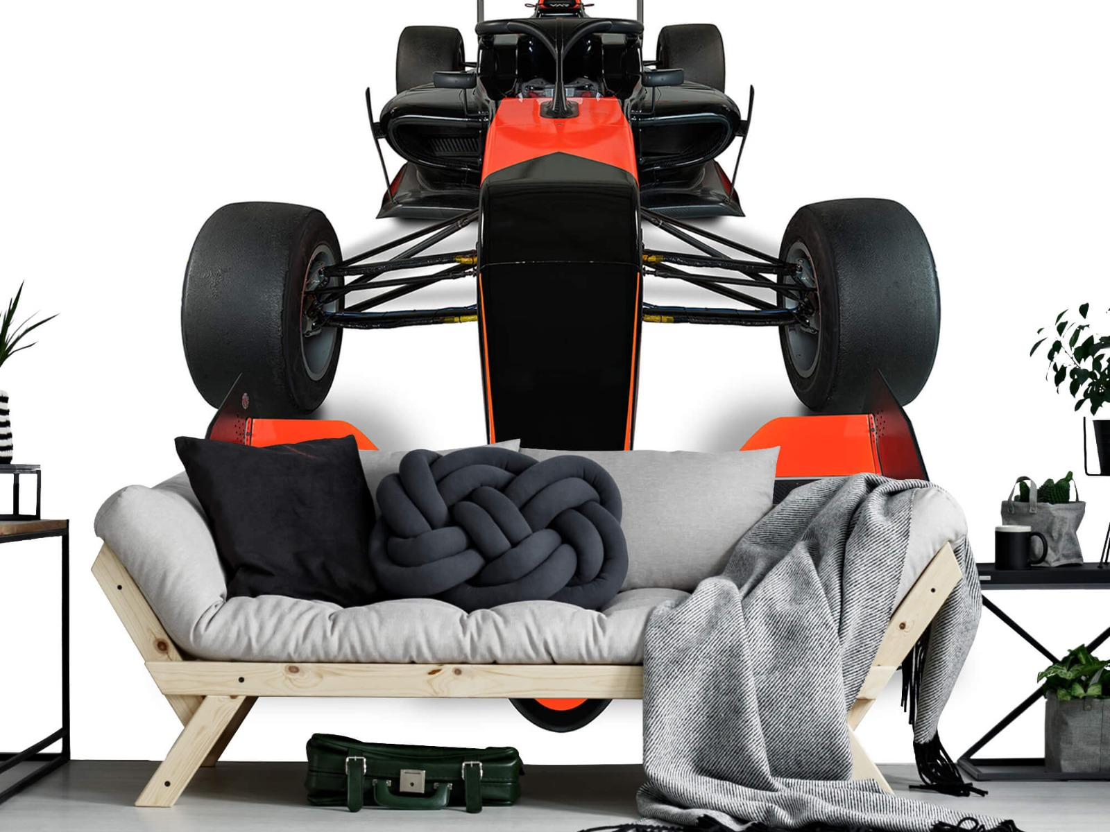 Sportauto's - Formule 3 - Front view - Computerruimte 7