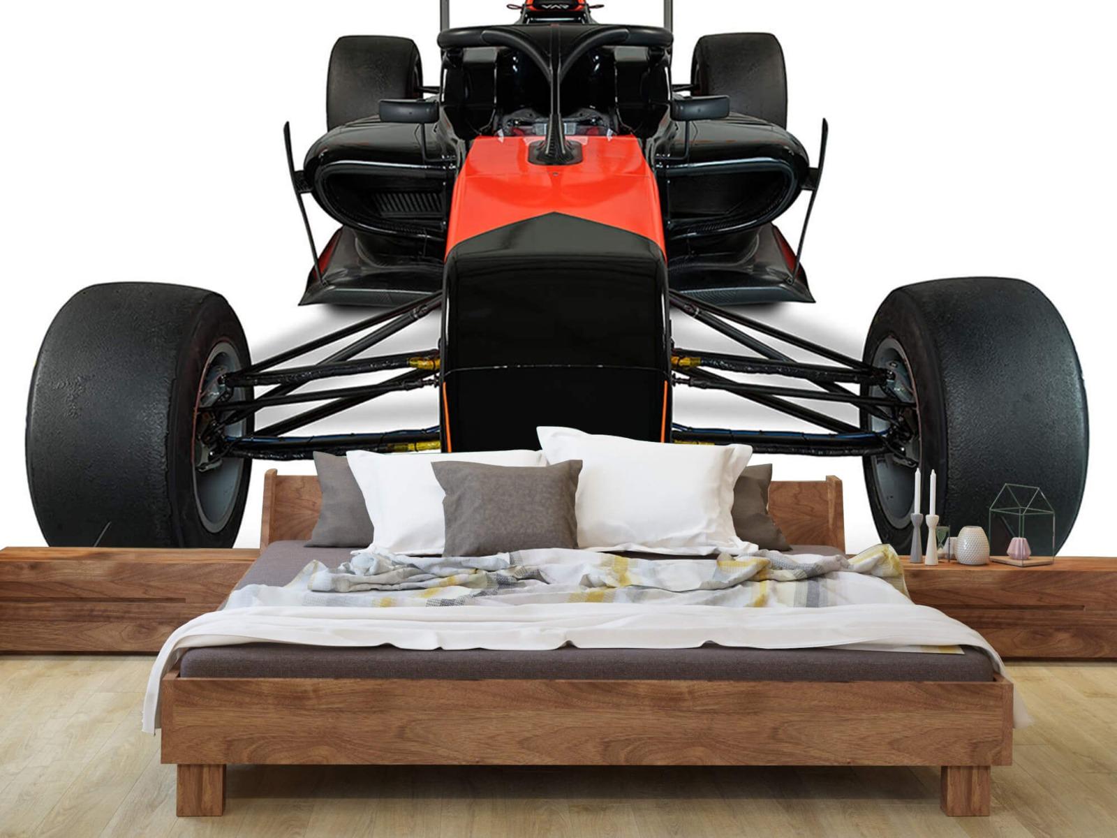 Sportauto's - Formule 3 - Front view - Computerruimte 8