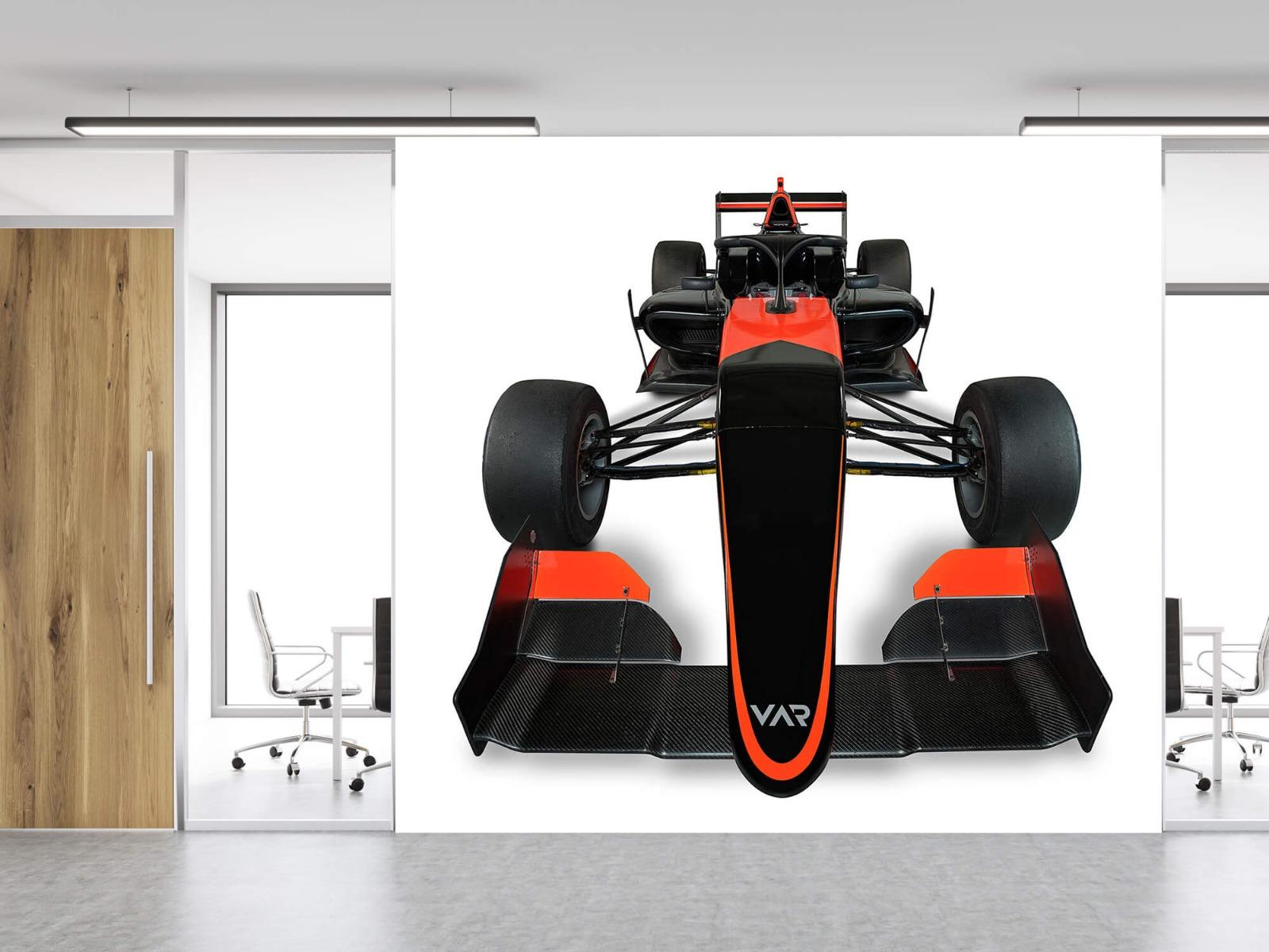 Sportauto's - Formule 3 - Front view - Computerruimte 1