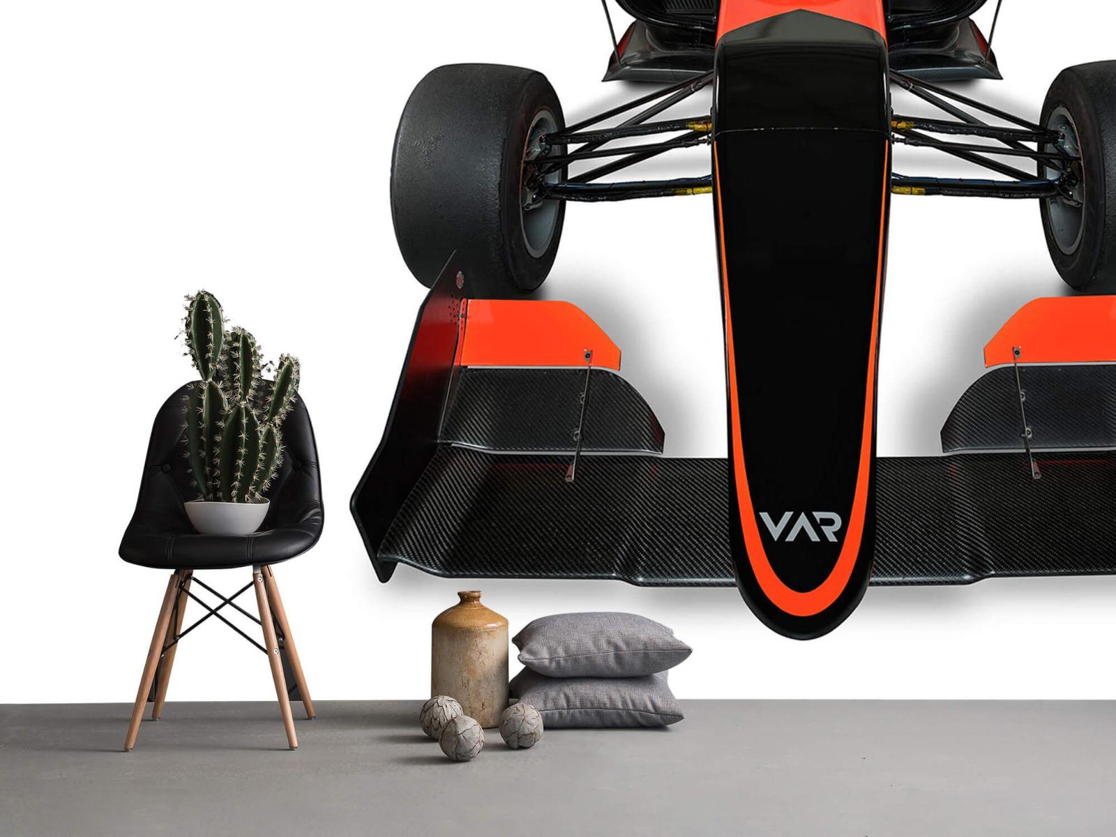 Sportauto's - Formule 3 - Front view - Computerruimte 13