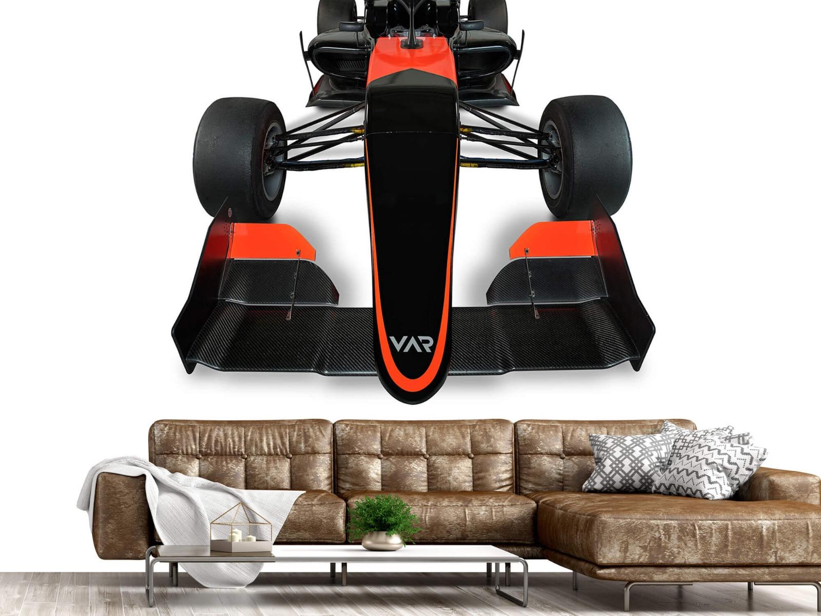 Sportauto's - Formule 3 - Front view - Computerruimte 14