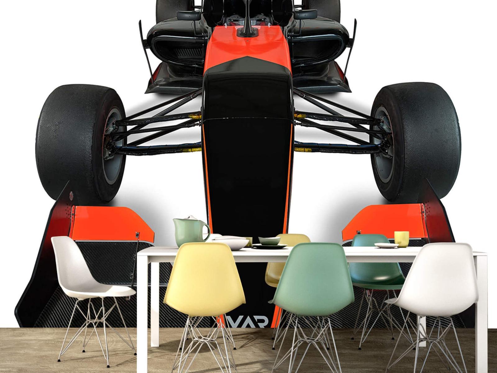 Sportauto's - Formule 3 - Front view - Computerruimte 15