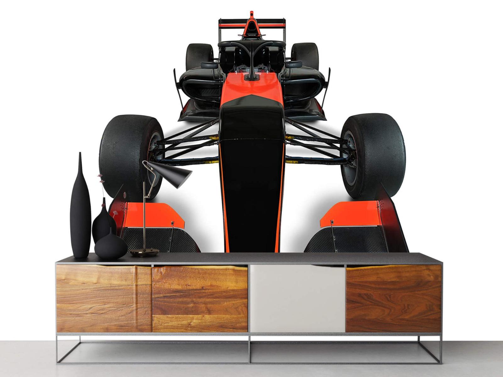Sportauto's - Formule 3 - Front view - Computerruimte 16
