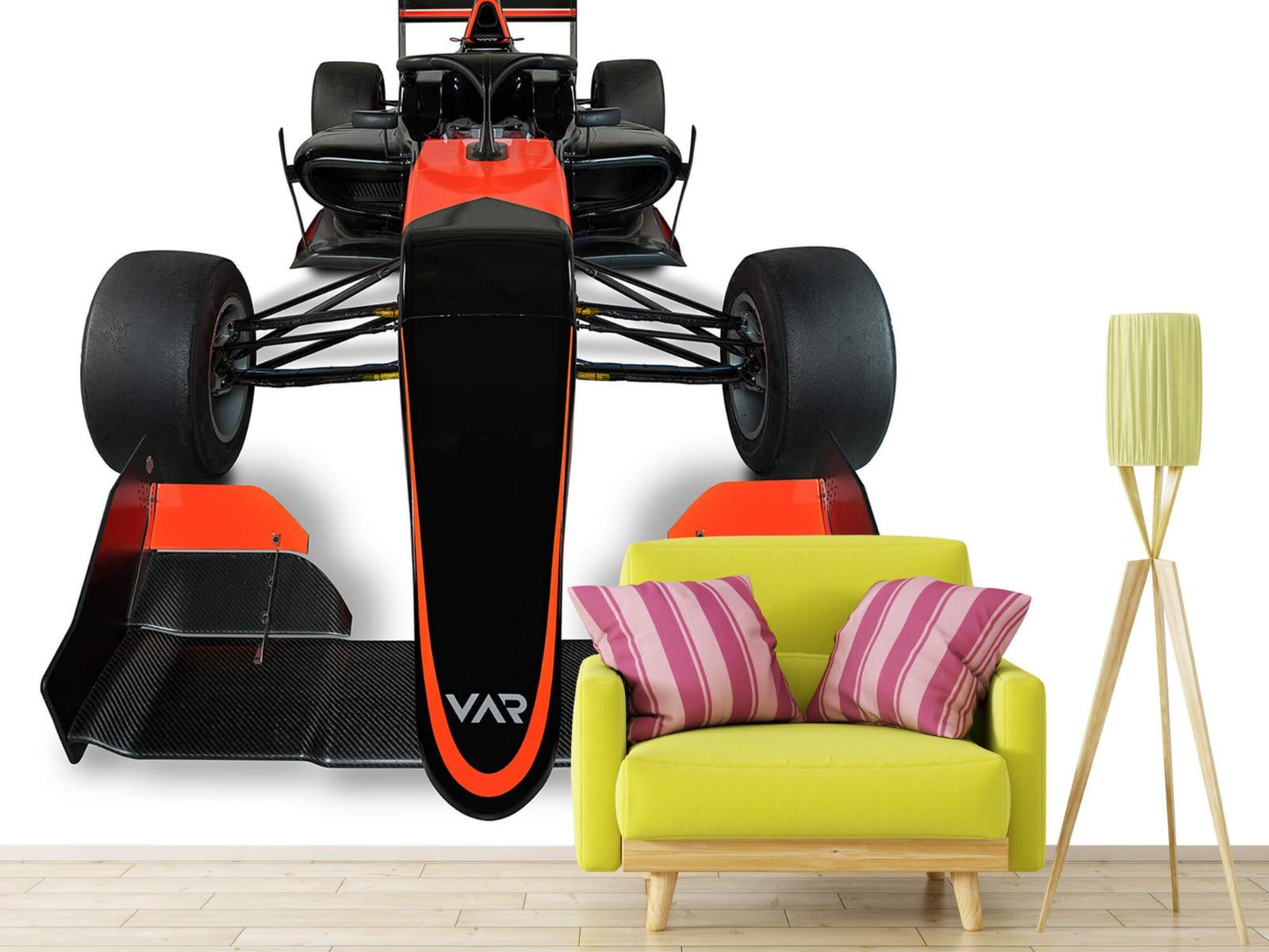 Sportauto's - Formule 3 - Front view - Computerruimte 17