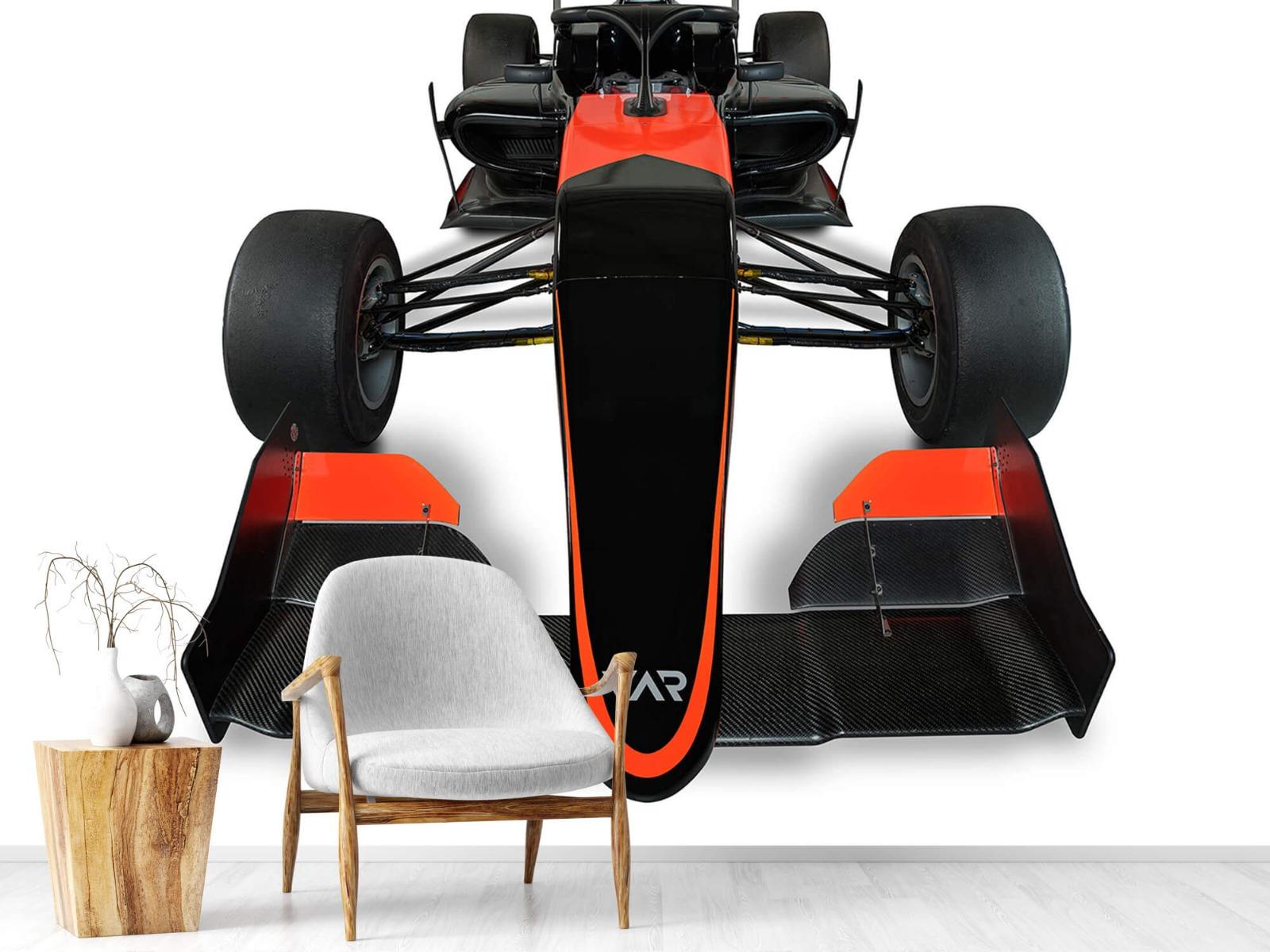 Sportauto's - Formule 3 - Front view - Computerruimte 18