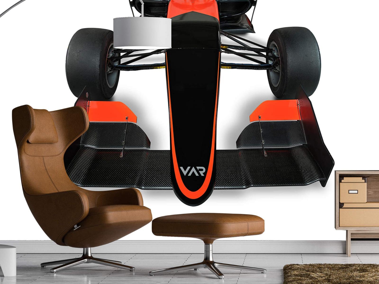 Sportauto's - Formule 3 - Front view - Computerruimte 19
