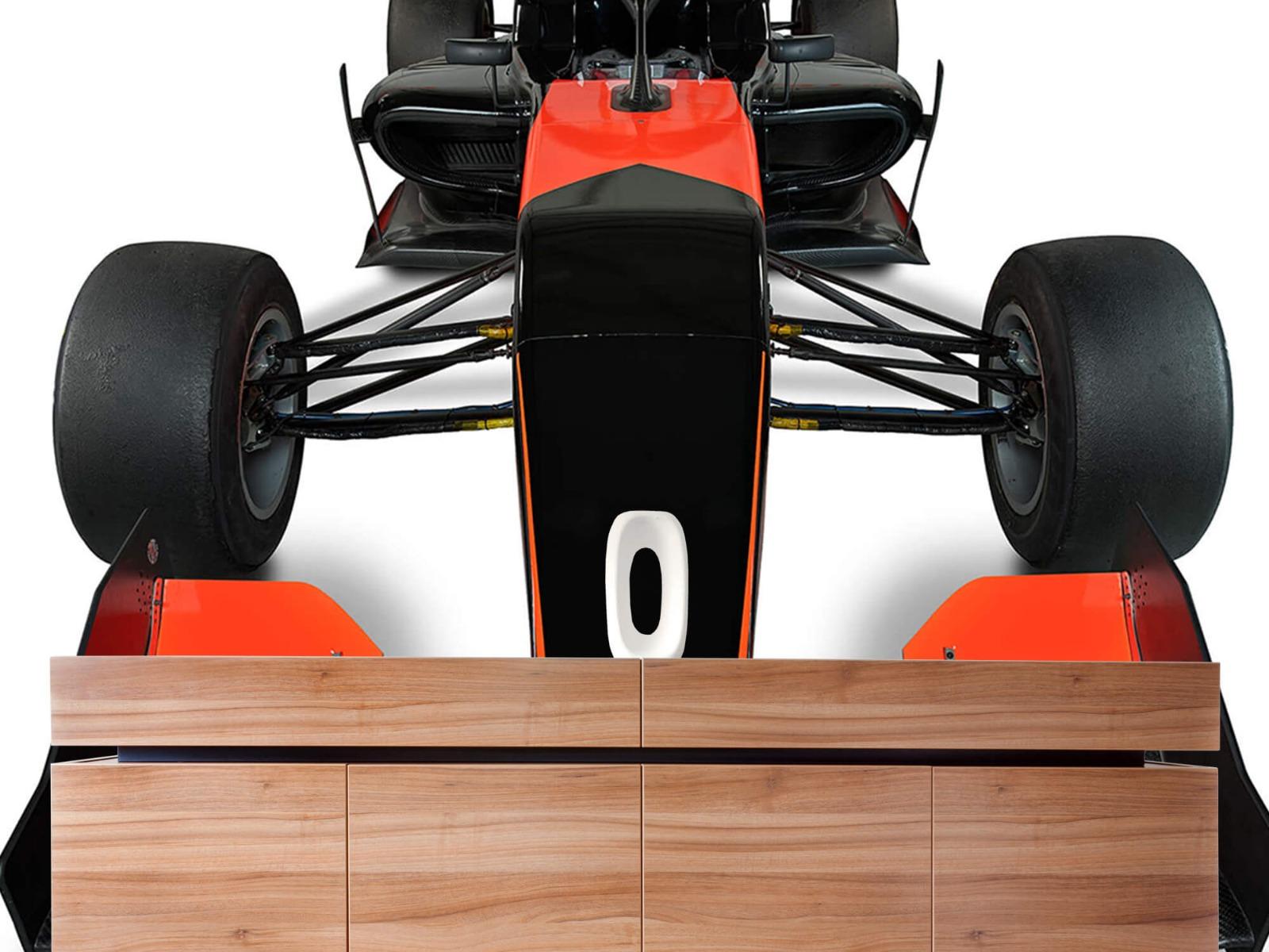 Sportauto's - Formule 3 - Front view - Computerruimte 20