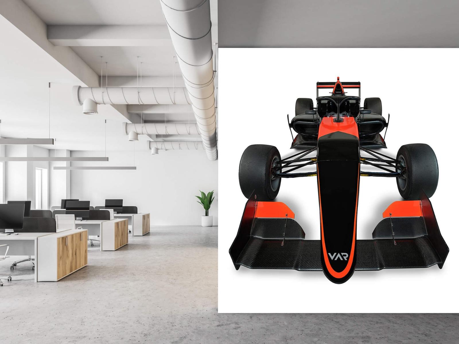 Sportauto's - Formule 3 - Front view - Computerruimte 21