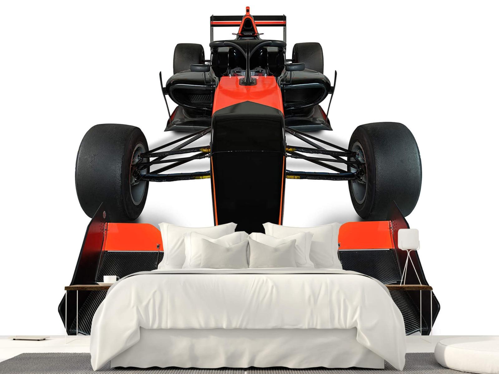 Sportauto's - Formule 3 - Front view - Computerruimte 23