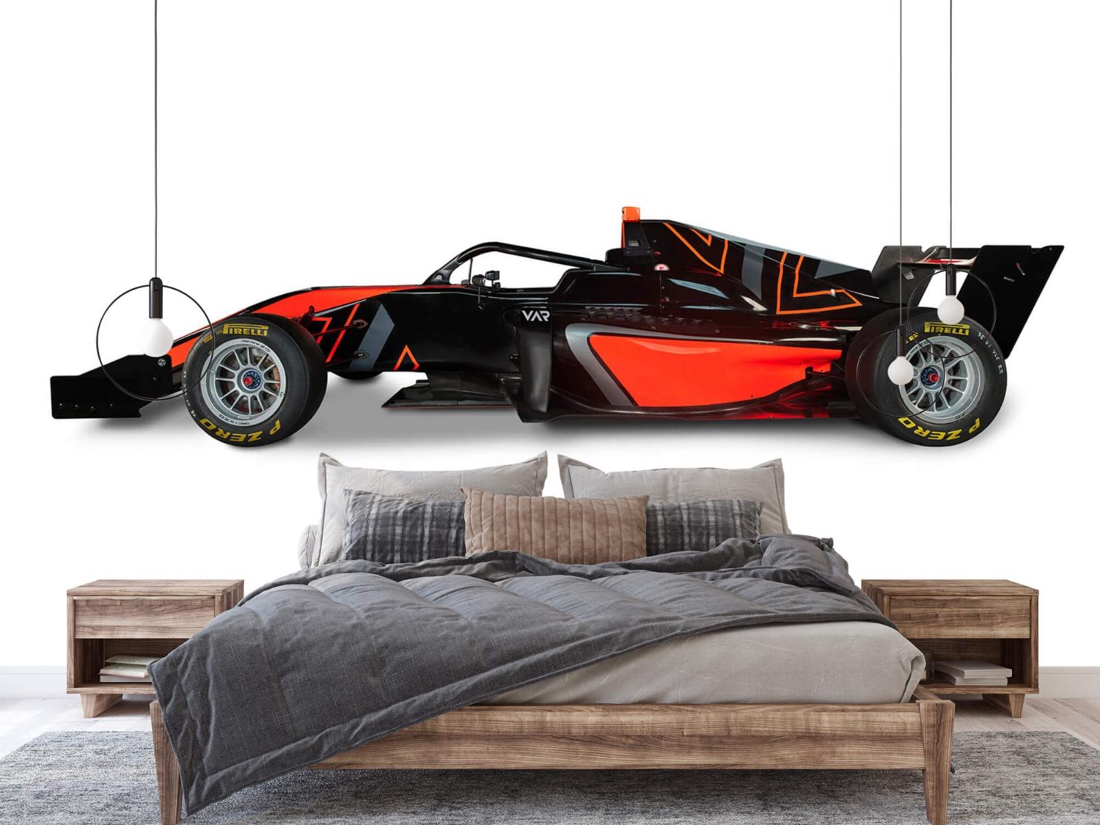 Sportauto's - Formule 3 - Lower side view - Computerruimte 2
