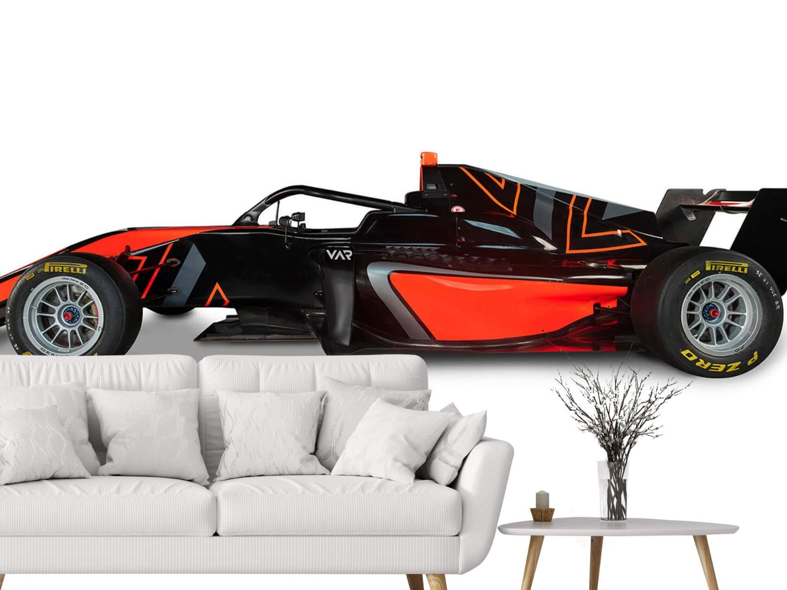 Sportauto's - Formule 3 - Lower side view - Computerruimte 3