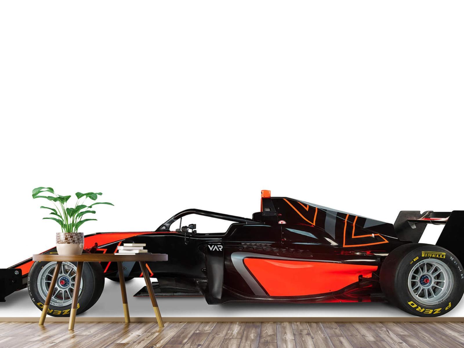 Sportauto's - Formule 3 - Lower side view - Computerruimte 4