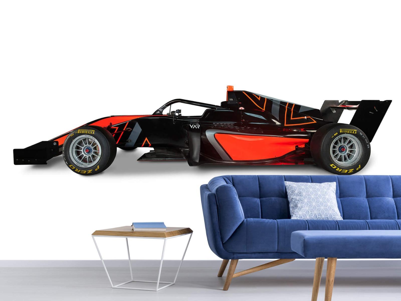 Sportauto's - Formule 3 - Lower side view - Computerruimte 5