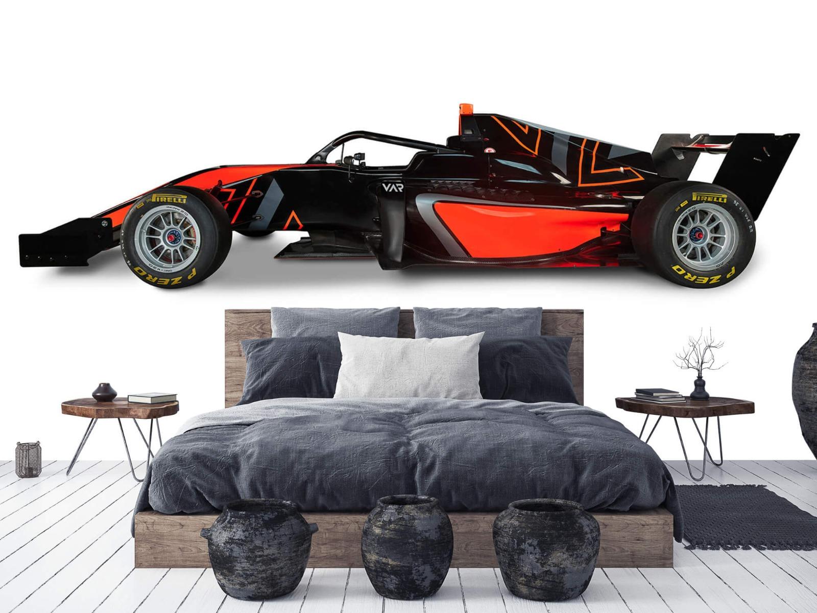 Sportauto's - Formule 3 - Lower side view - Computerruimte 6