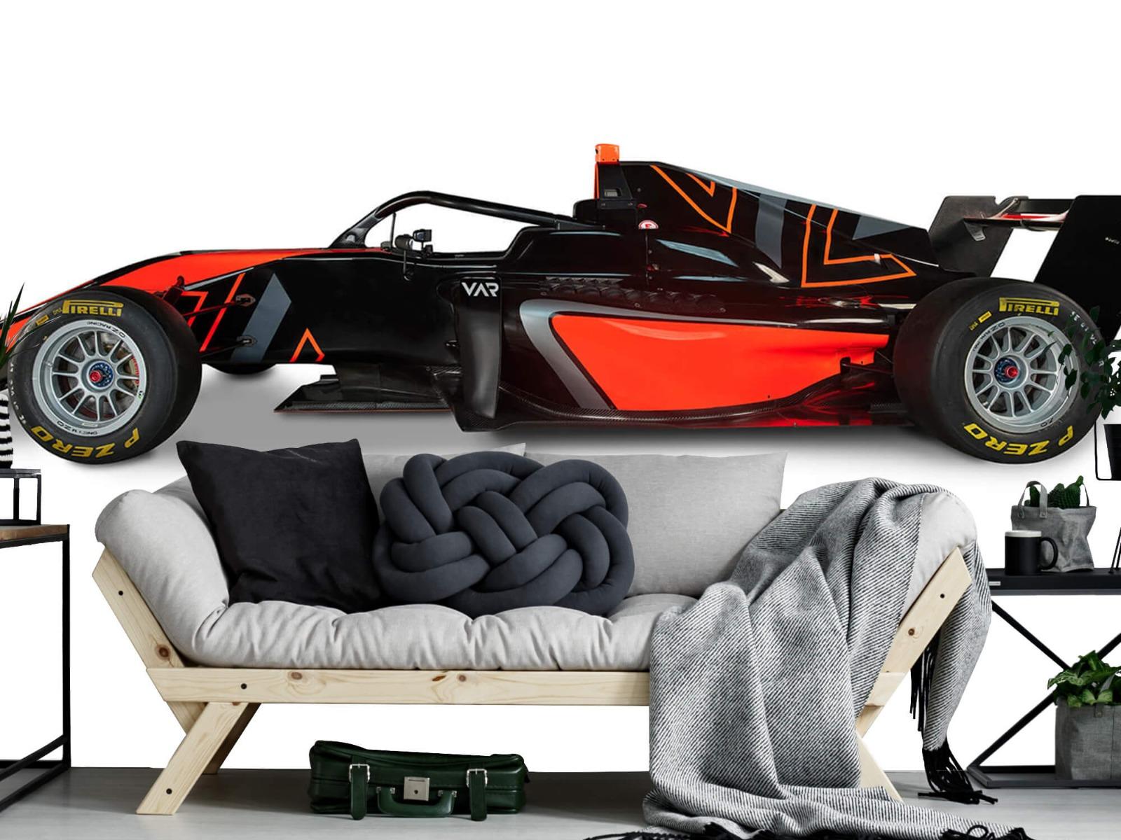 Sportauto's - Formule 3 - Lower side view - Computerruimte 7