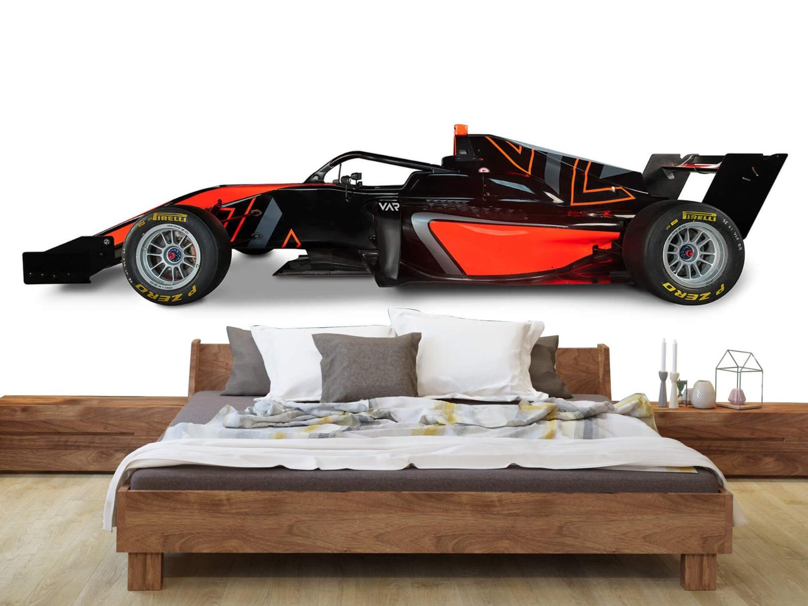Sportauto's - Formule 3 - Lower side view - Computerruimte 8