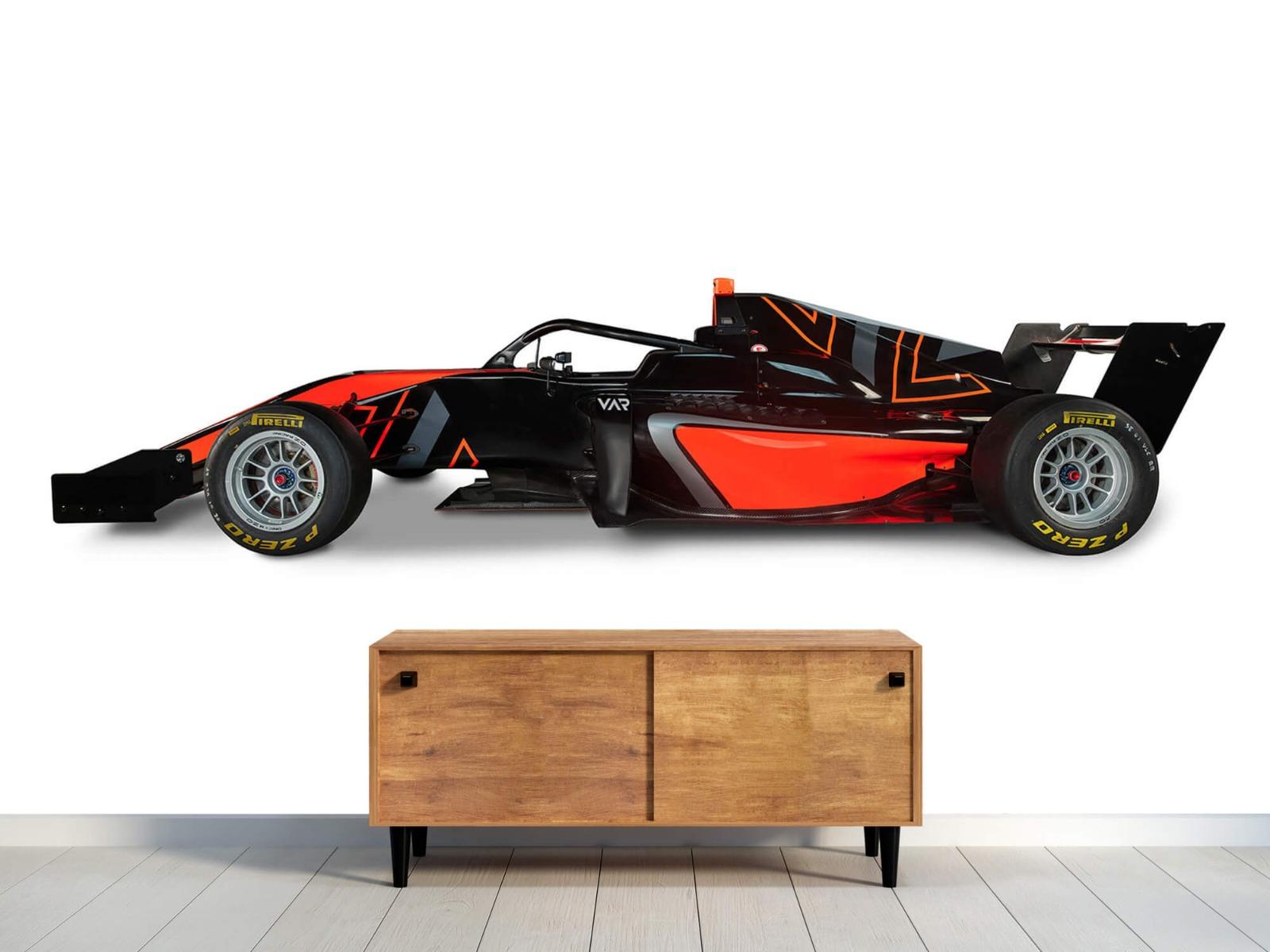 Sportauto's - Formule 3 - Lower side view - Computerruimte 1