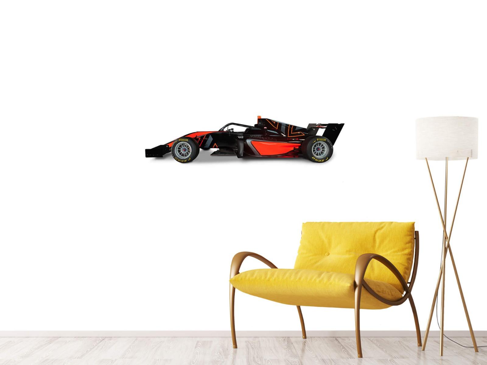 Sportauto's - Formule 3 - Lower side view - Computerruimte 10