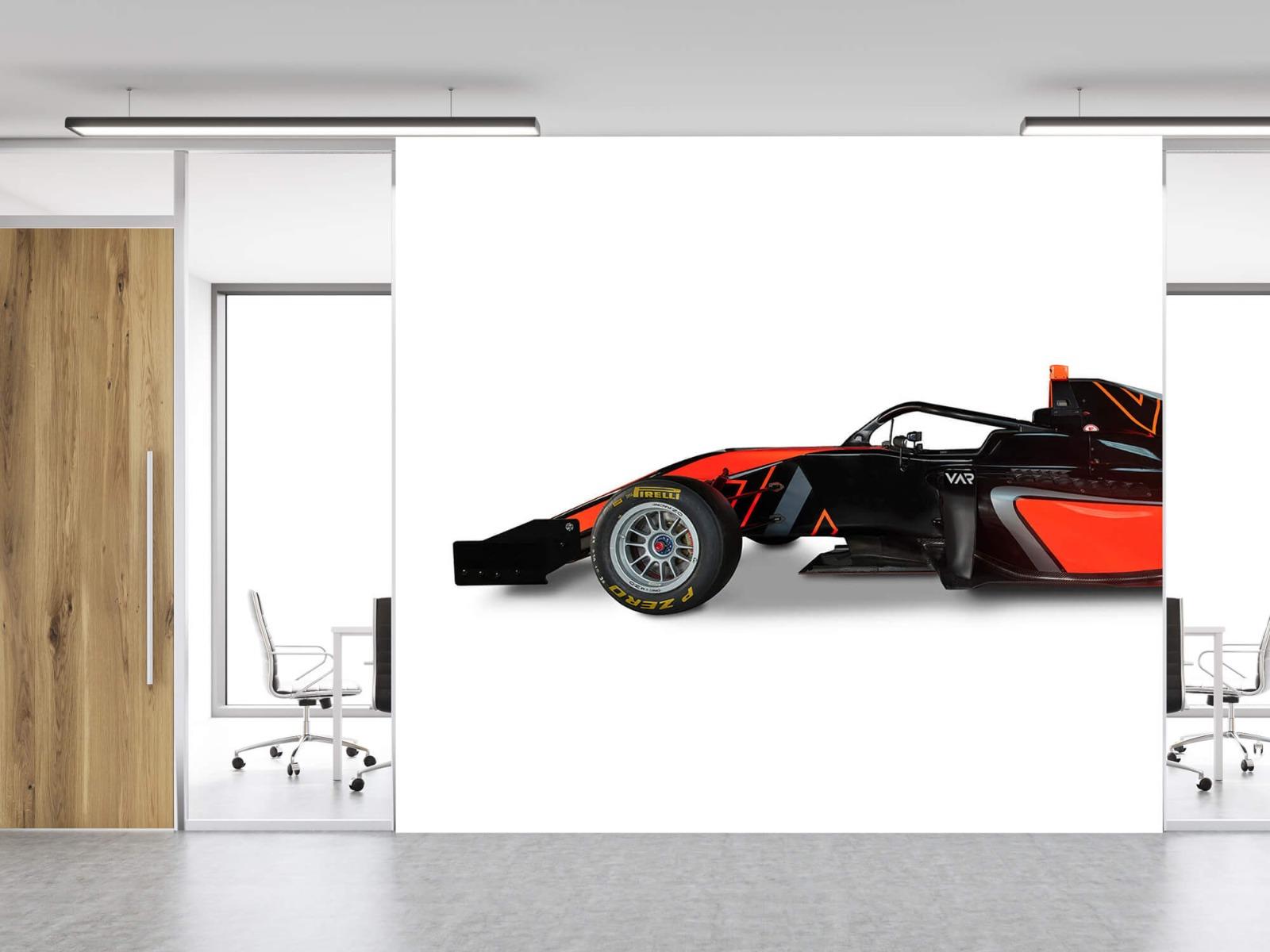 Sportauto's - Formule 3 - Lower side view - Computerruimte 11
