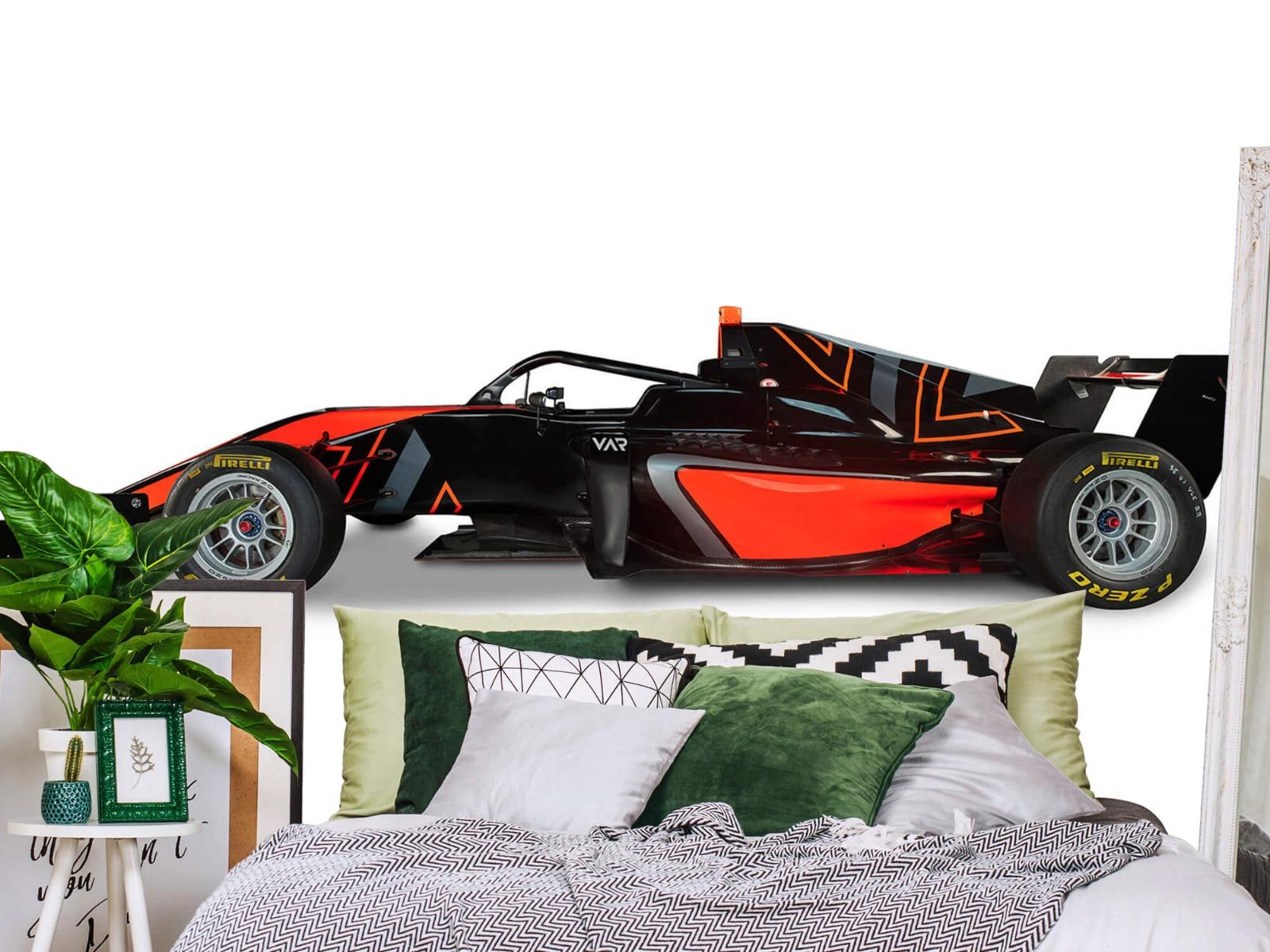 Sportauto's - Formule 3 - Lower side view - Computerruimte 12