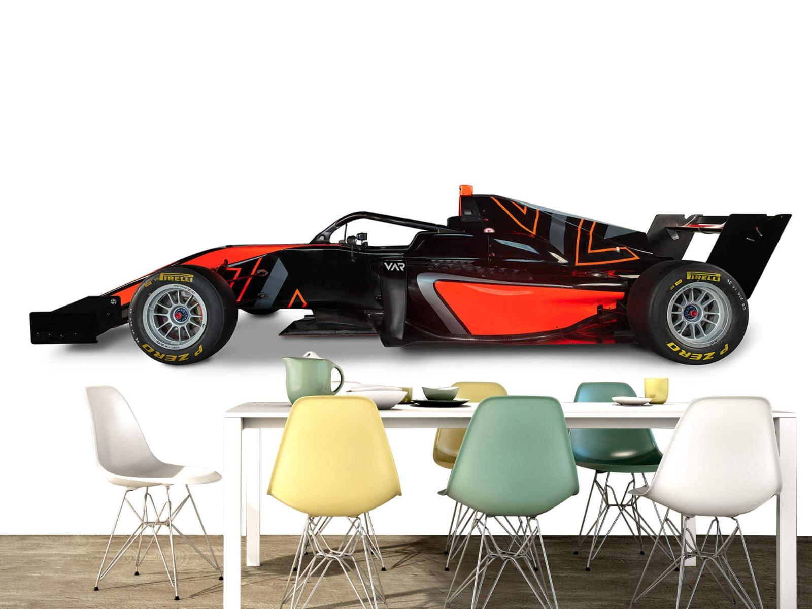 Sportauto's - Formule 3 - Lower side view - Computerruimte 15
