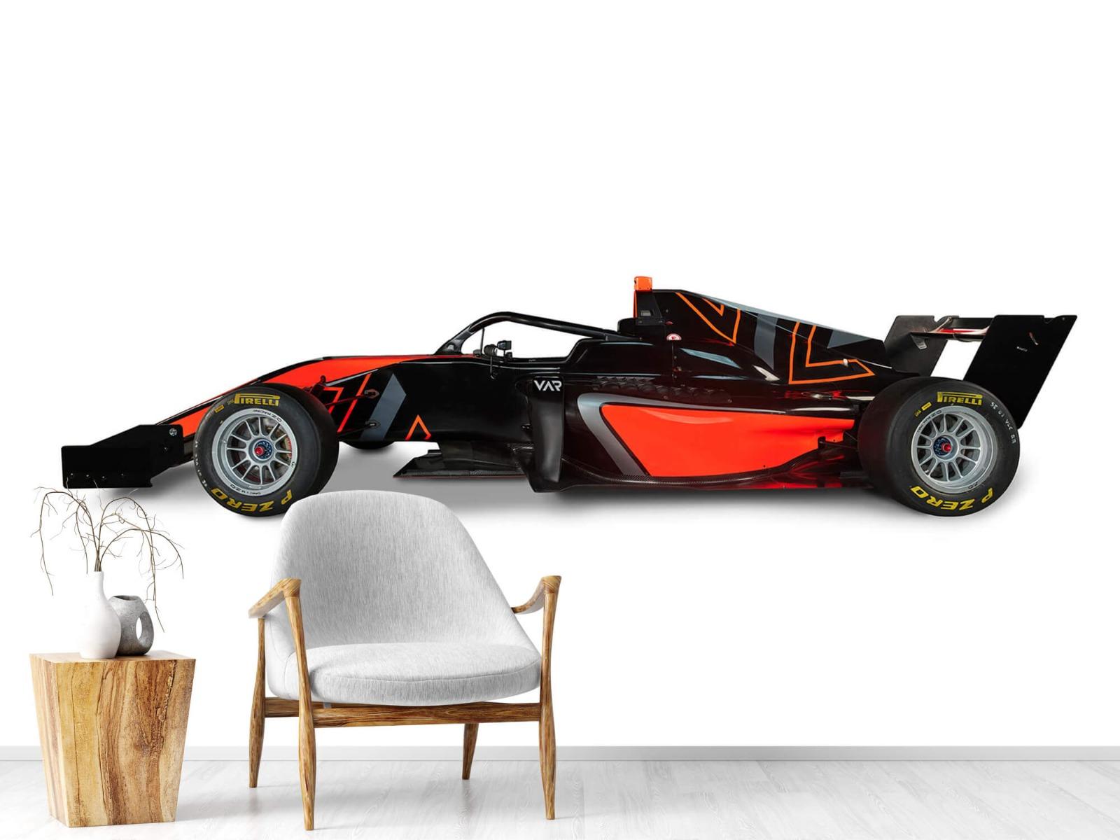 Sportauto's - Formule 3 - Lower side view - Computerruimte 18