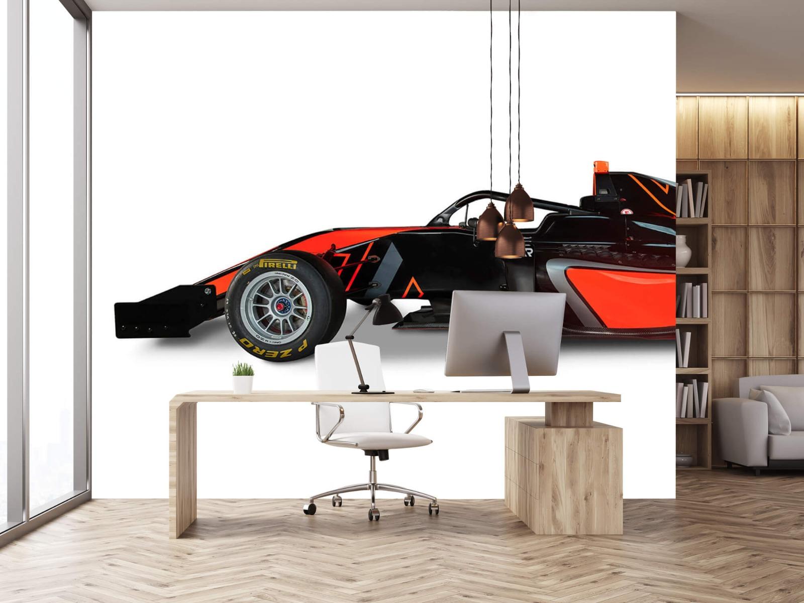 Sportauto's - Formule 3 - Lower side view - Computerruimte 24