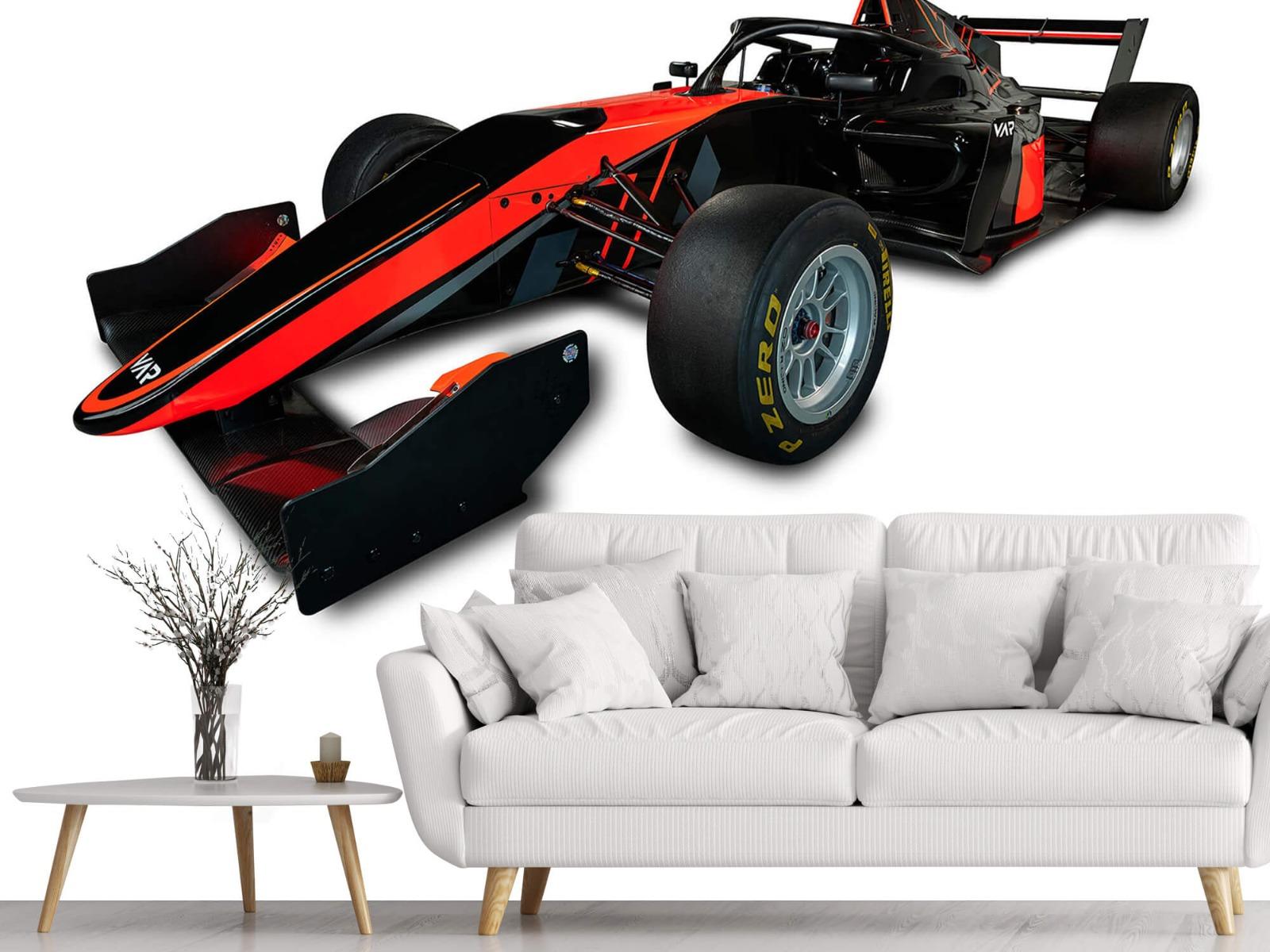 Sportauto's - Formule 3 - Left front view - Tienerkamer 4