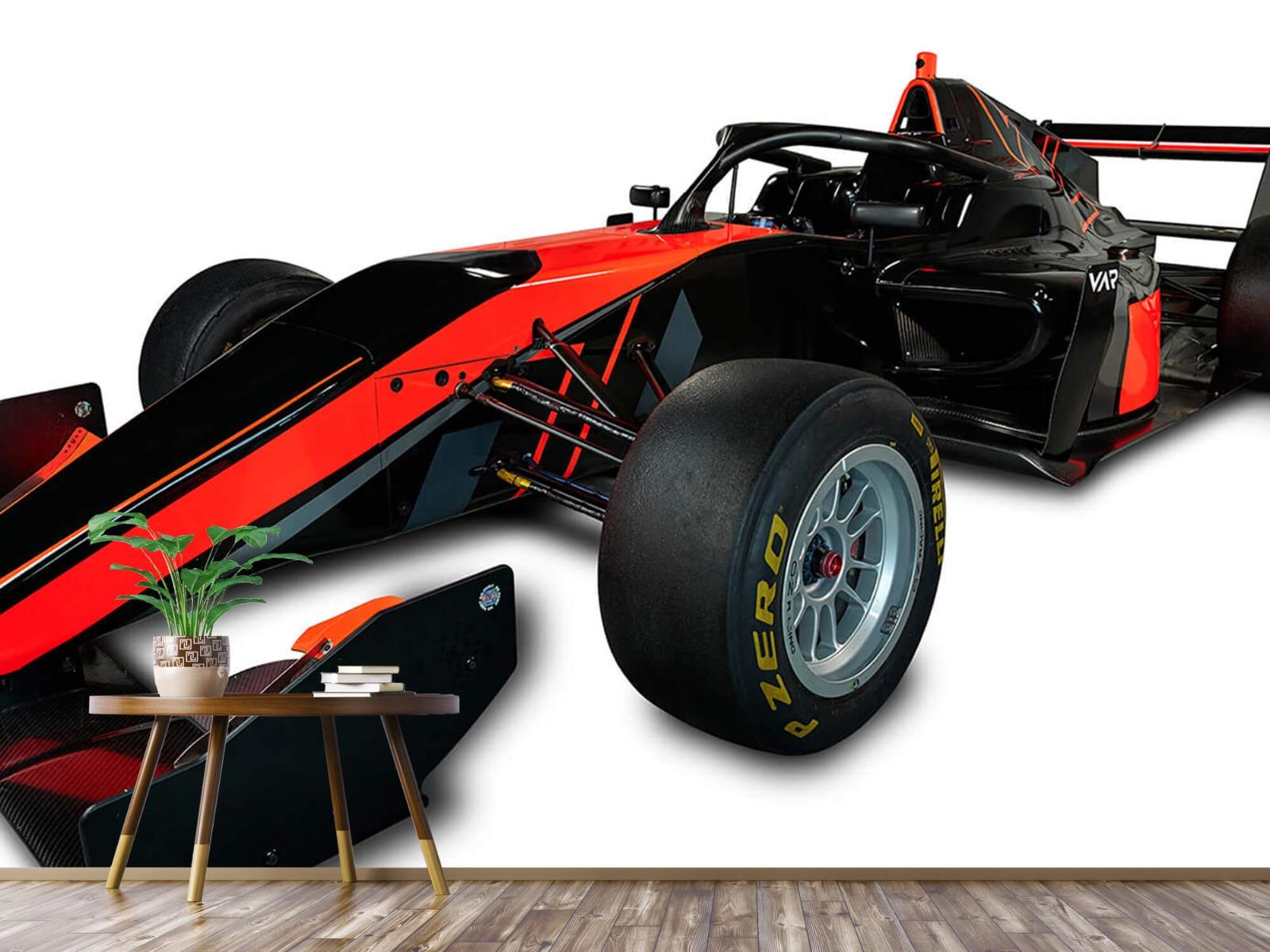 Sportauto's - Formule 3 - Left front view - Tienerkamer 2