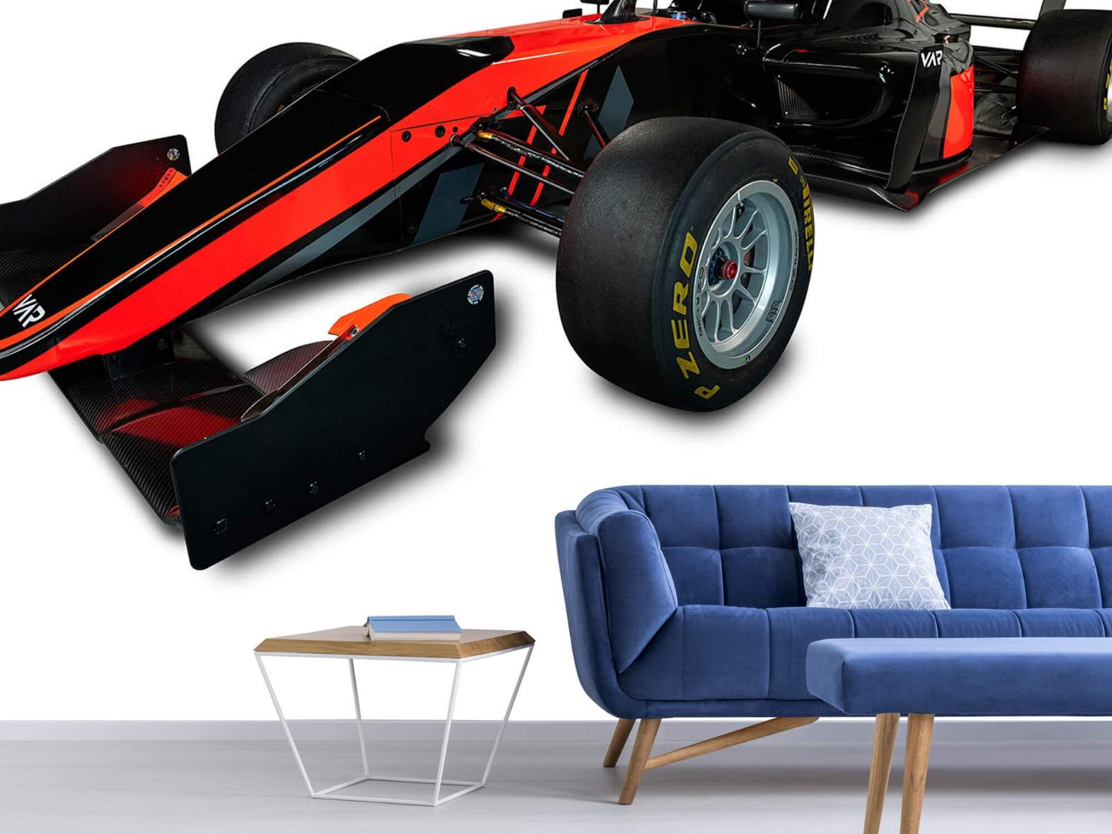Sportauto's - Formule 3 - Left front view - Tienerkamer 1