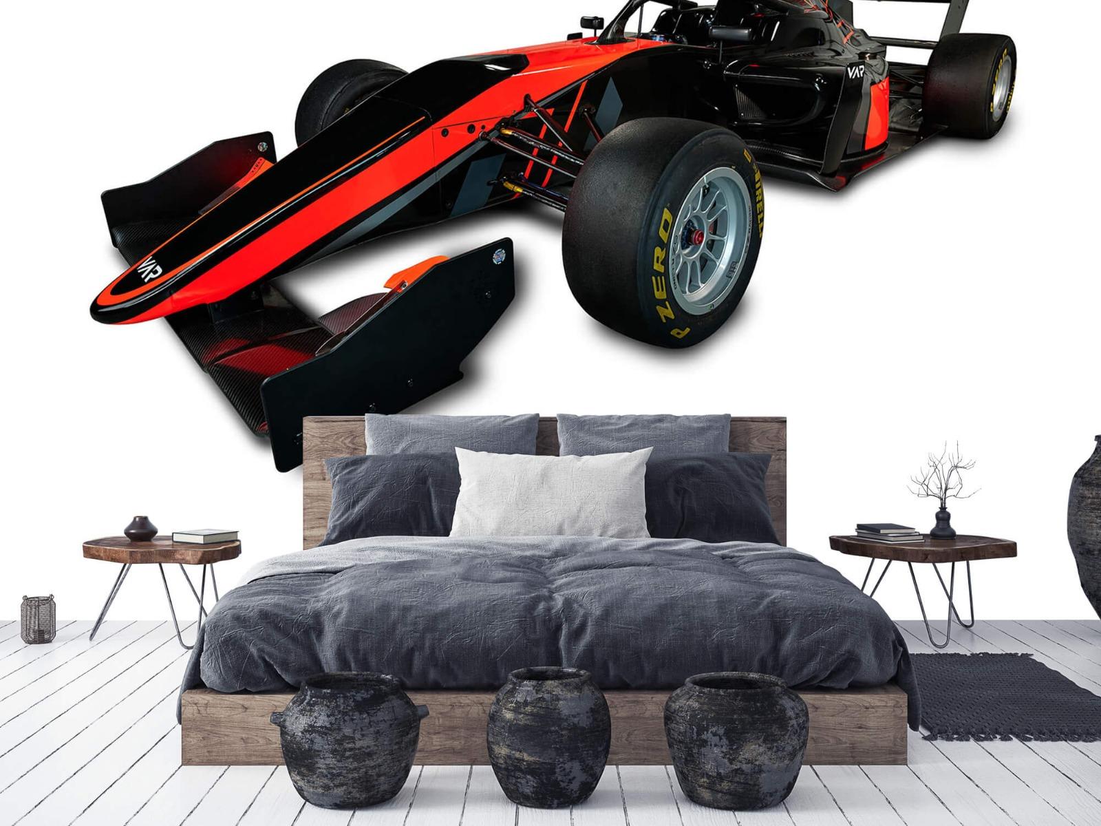 Sportauto's - Formule 3 - Left front view - Tienerkamer 5
