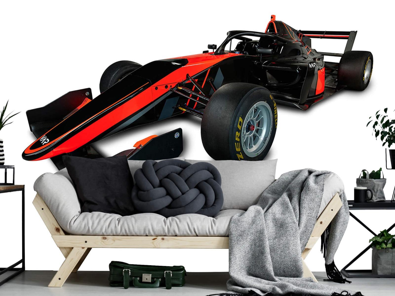 Sportauto's - Formule 3 - Left front view - Tienerkamer 6