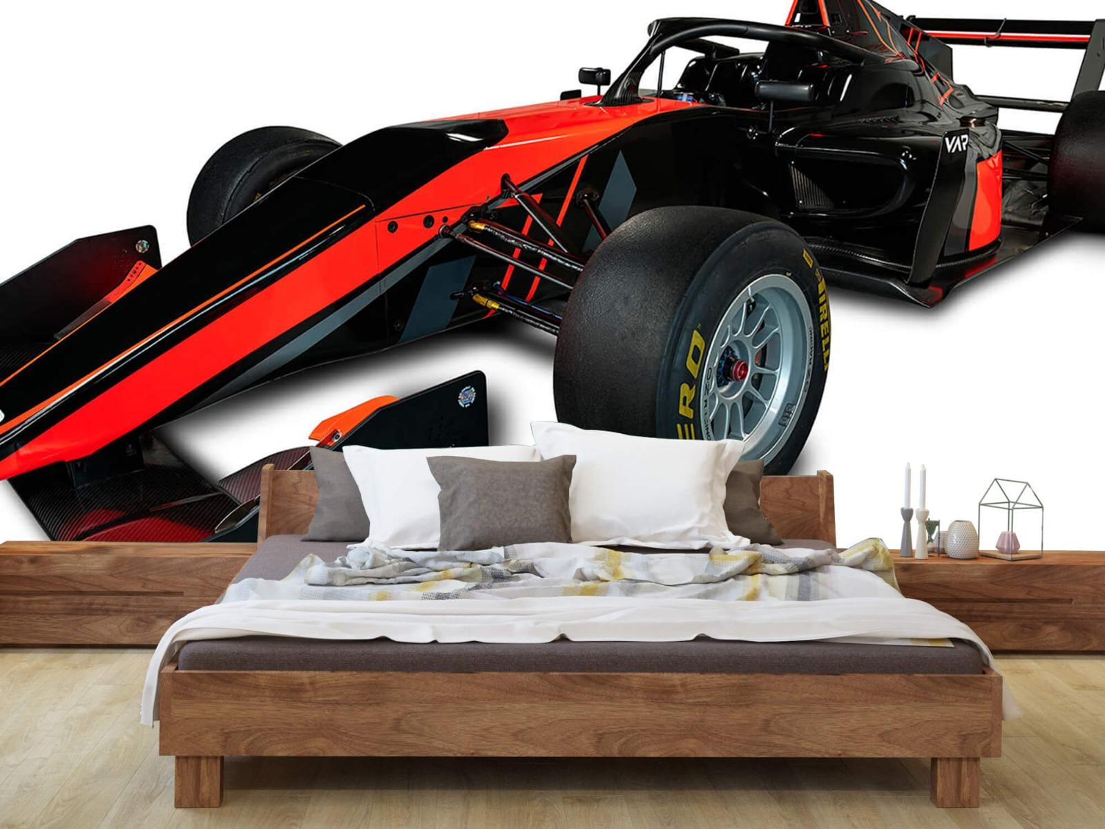 Sportauto's - Formule 3 - Left front view - Tienerkamer 7