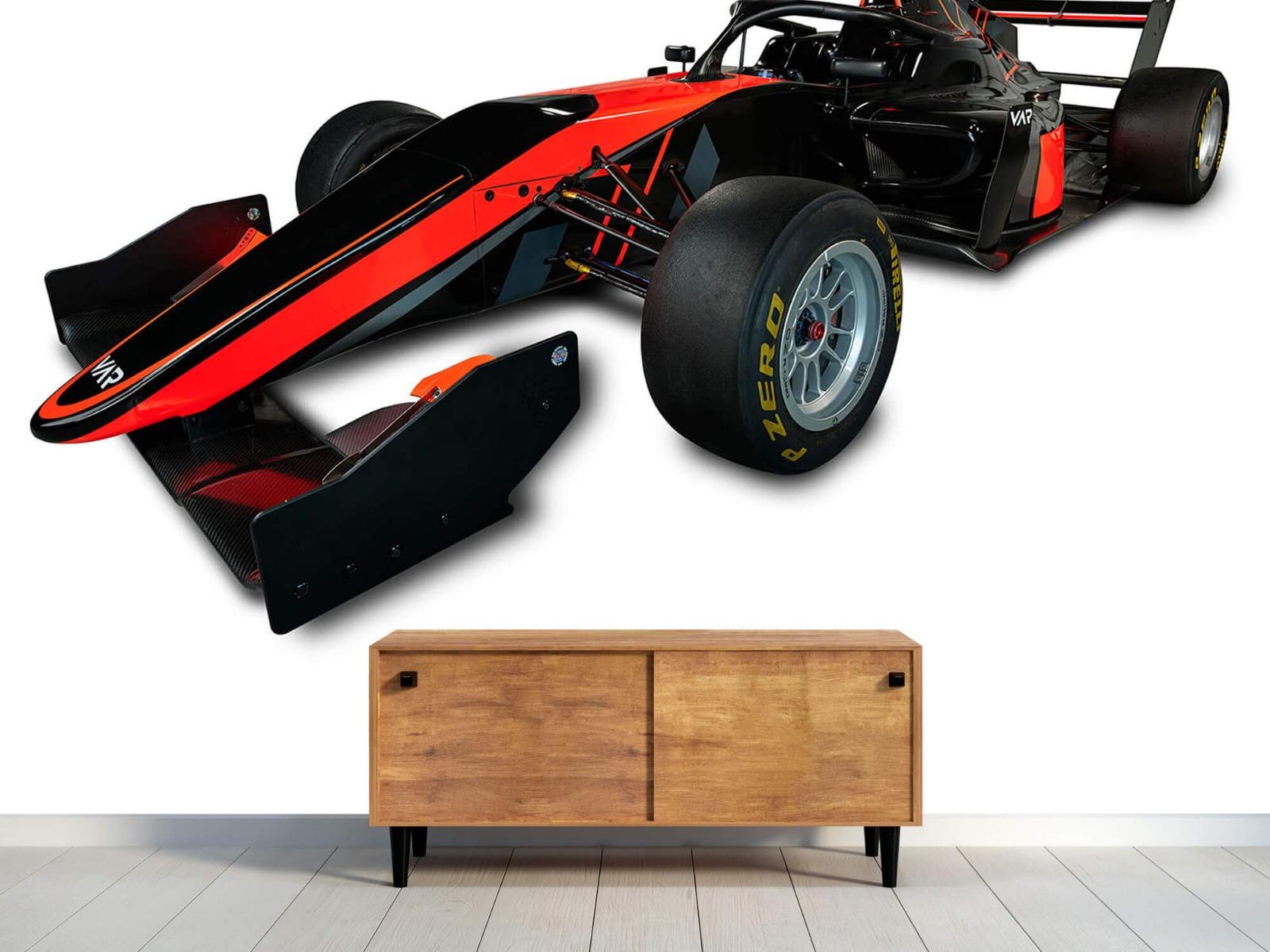 Sportauto's - Formule 3 - Left front view - Tienerkamer 9