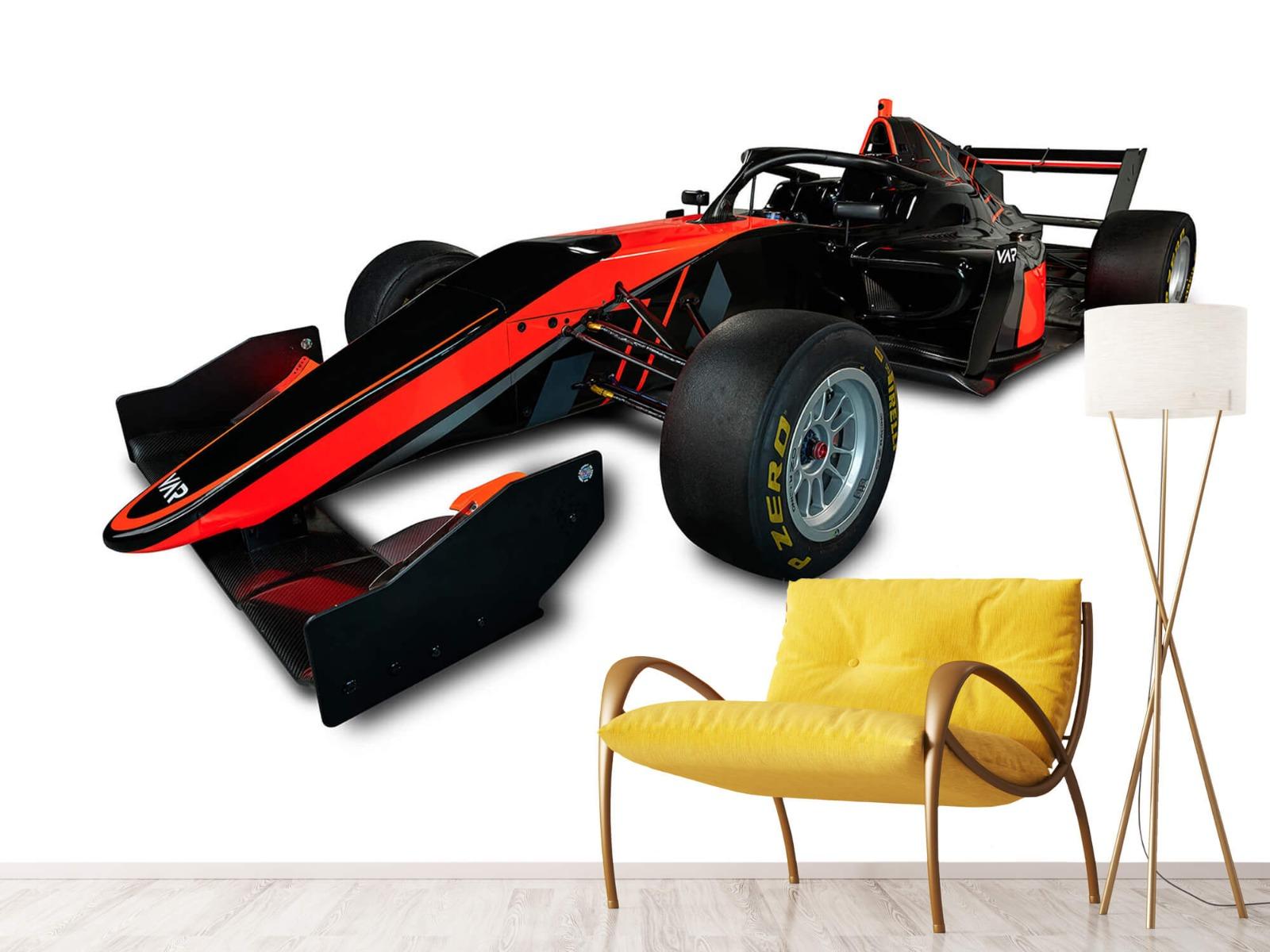 Sportauto's - Formule 3 - Left front view - Tienerkamer 10
