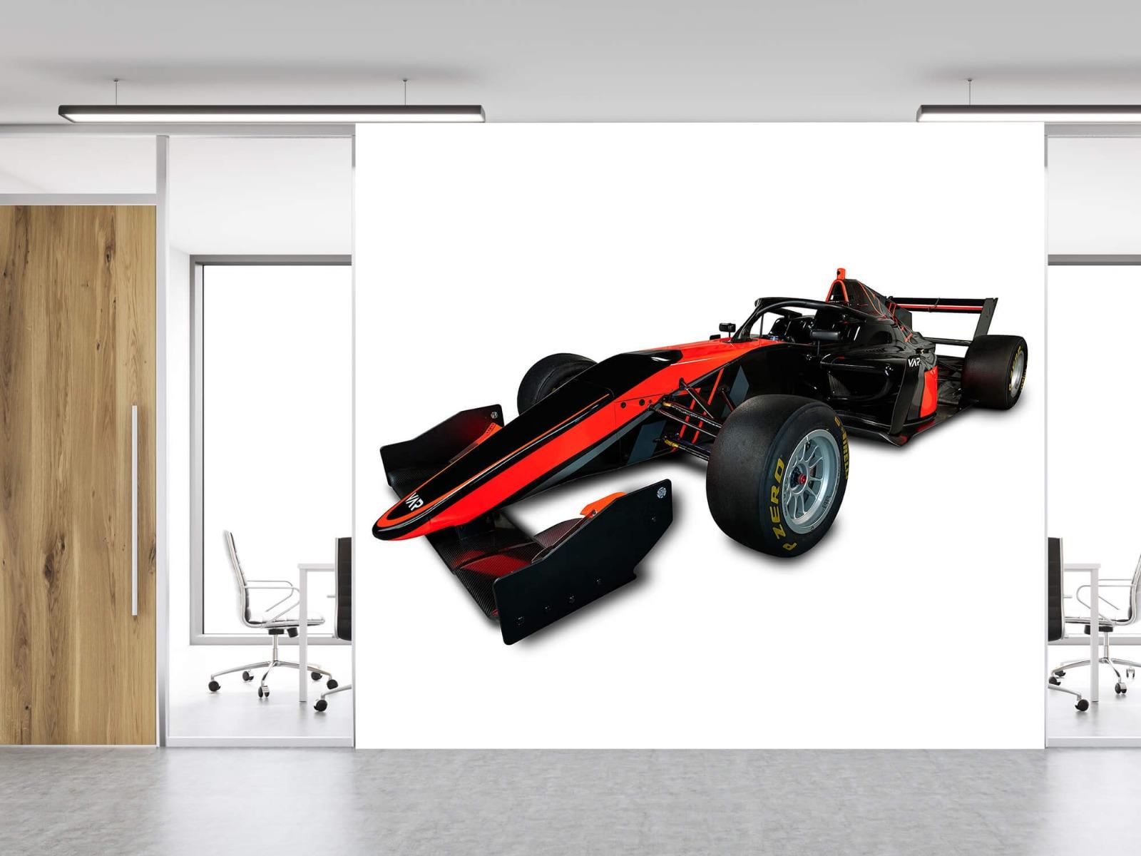 Sportauto's - Formule 3 - Left front view - Tienerkamer 11