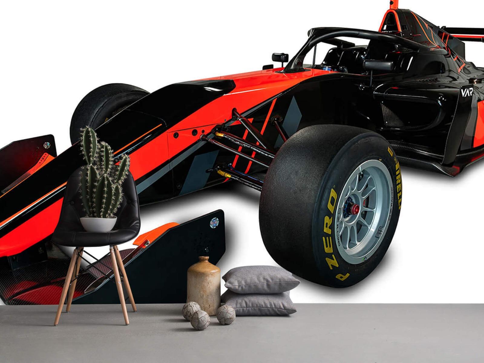Sportauto's - Formule 3 - Left front view - Tienerkamer 13