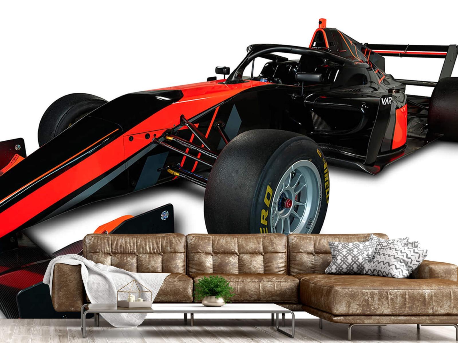 Sportauto's - Formule 3 - Left front view - Tienerkamer 14